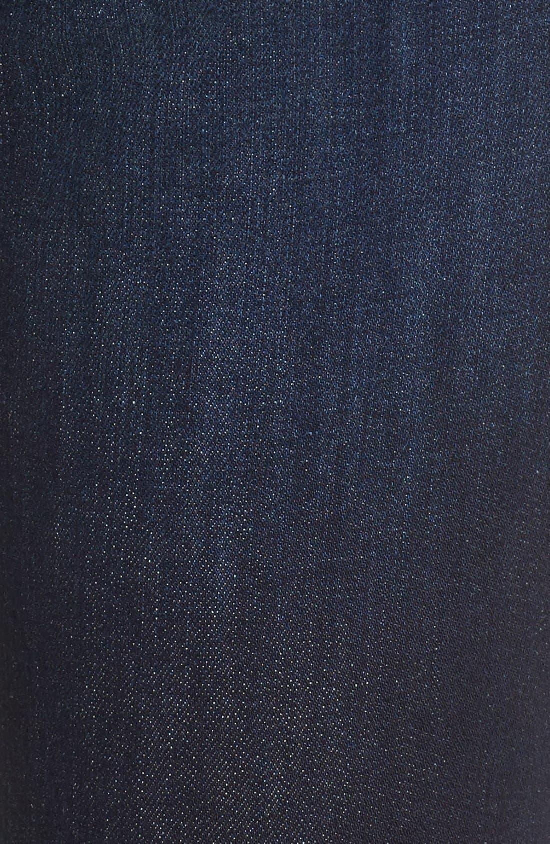 Alternate Image 5  - BLANKNYC Distressed Skinny Jeans (Fully Loaded)