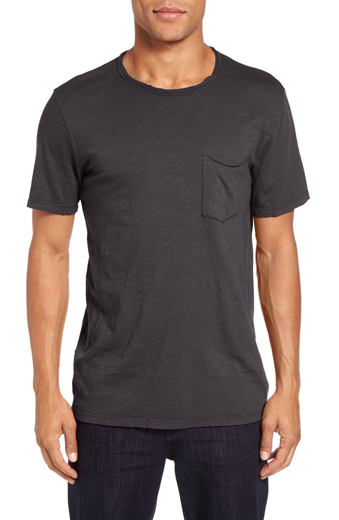 Alternate Image 1 Selected - Velvet by Graham & Spencer Chad Pocket T-Shirt
