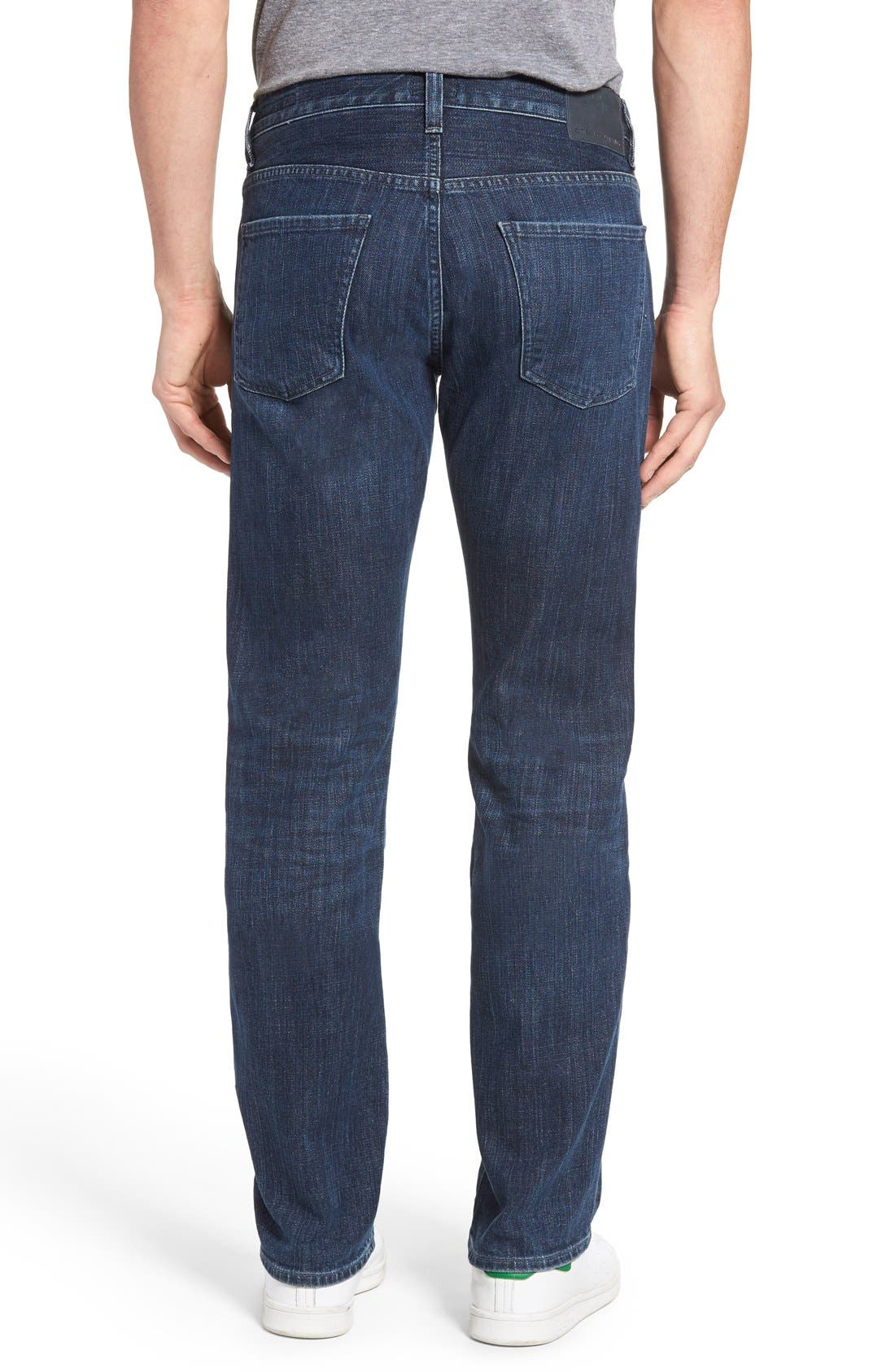 Alternate Image 2  - Citizens of Humanity Sid Straight Leg Jeans (Canon)