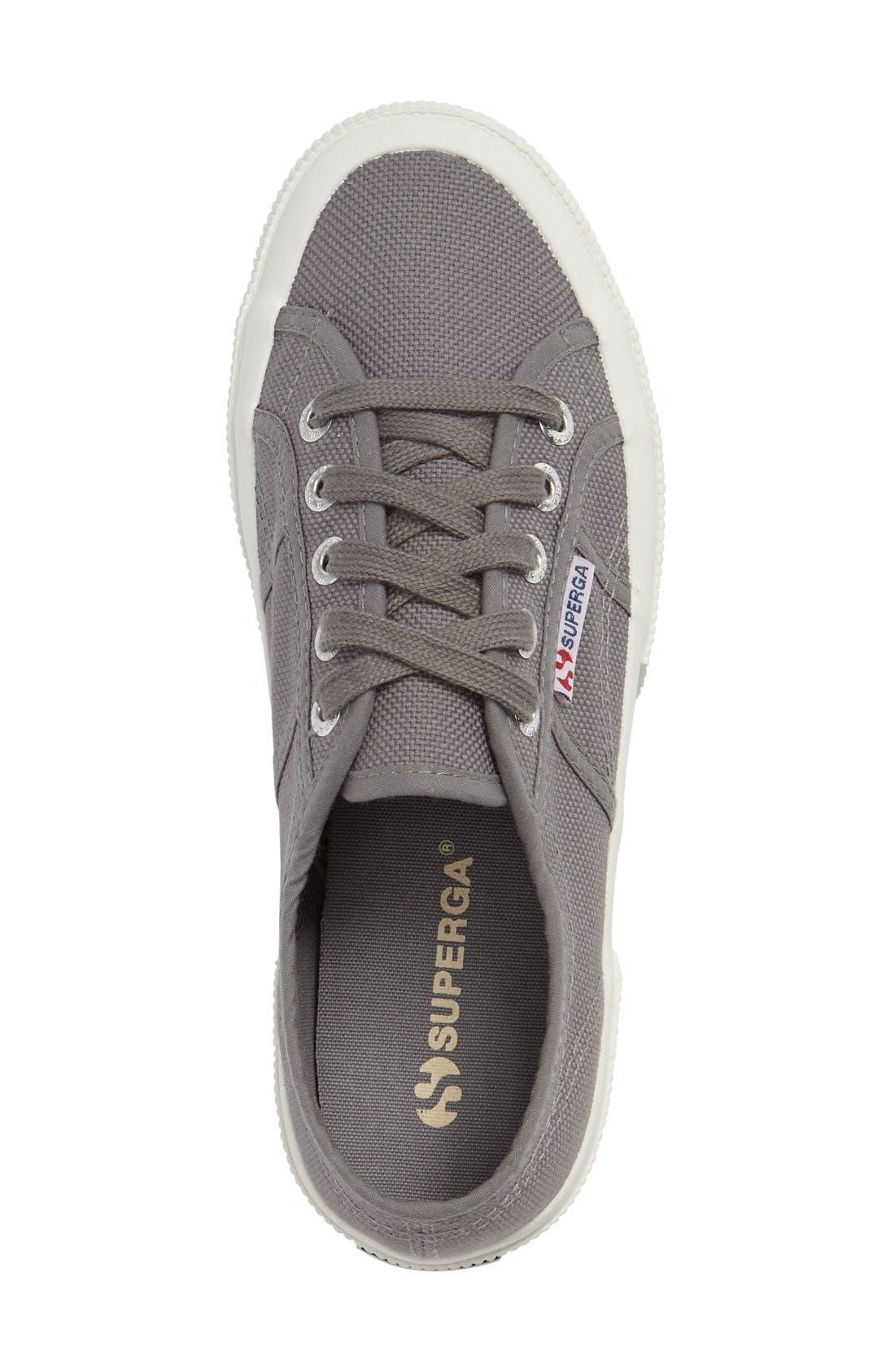 'Cotu' Sneaker,                             Alternate thumbnail 6, color,                             Grey Sage Canvas