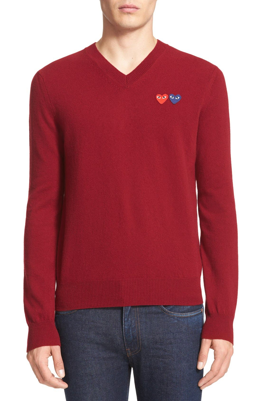 Men's Red Sweaters Designer Clothing & Accessories   Nordstrom