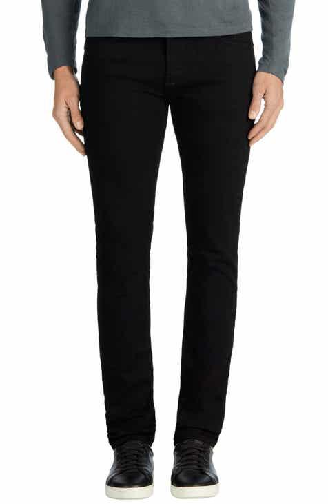 J Brand Skinny Jeans (Trivor Black)