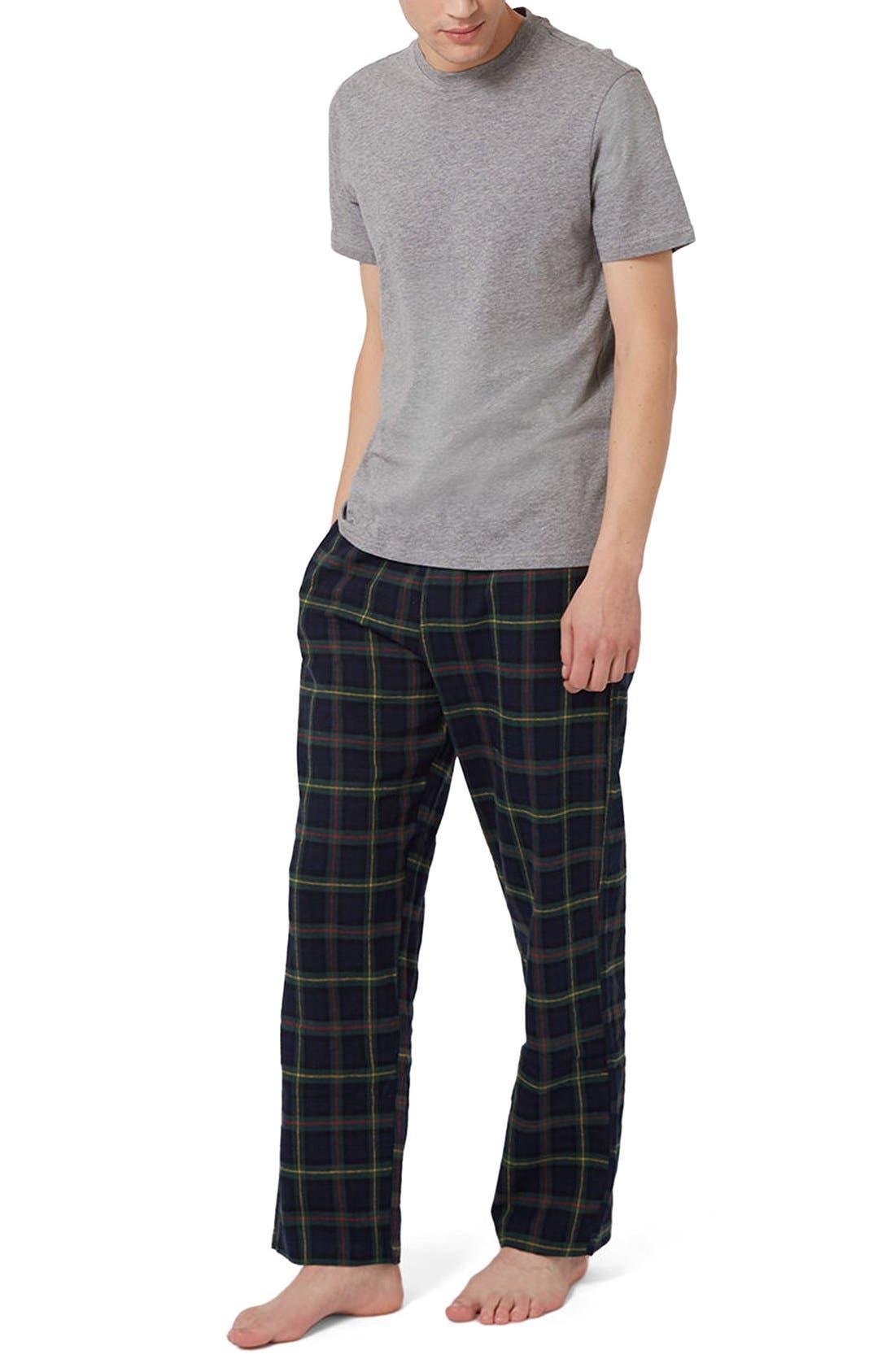 Alternate Image 1 Selected - Topman Pajamas