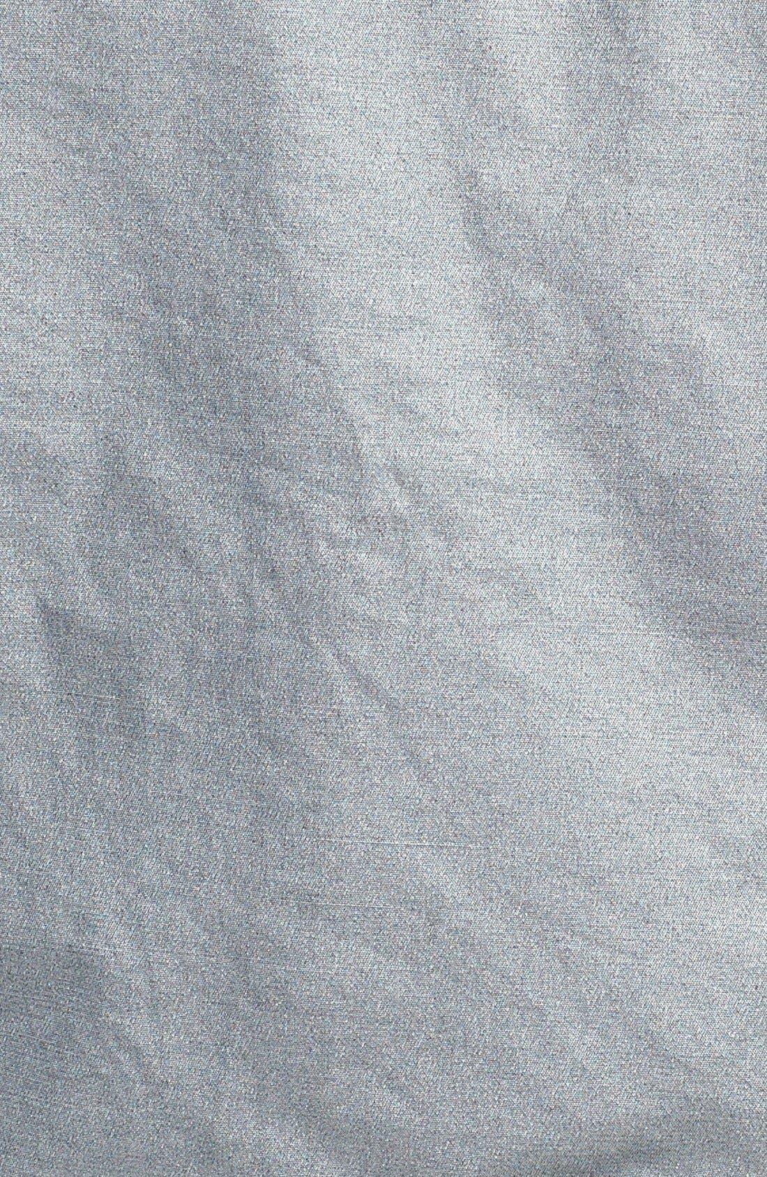 Alternate Image 5  - Hudson Jeans Gene Metallic Bomber Jacket