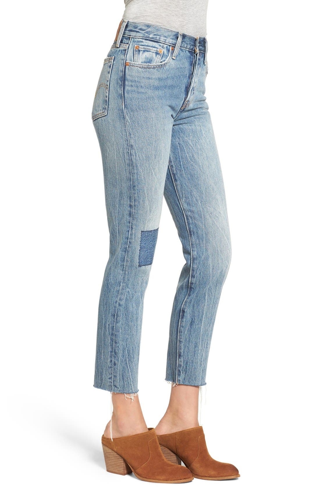 Alternate Image 3  - Levi's® The Wedgie Icon Fit Jeans