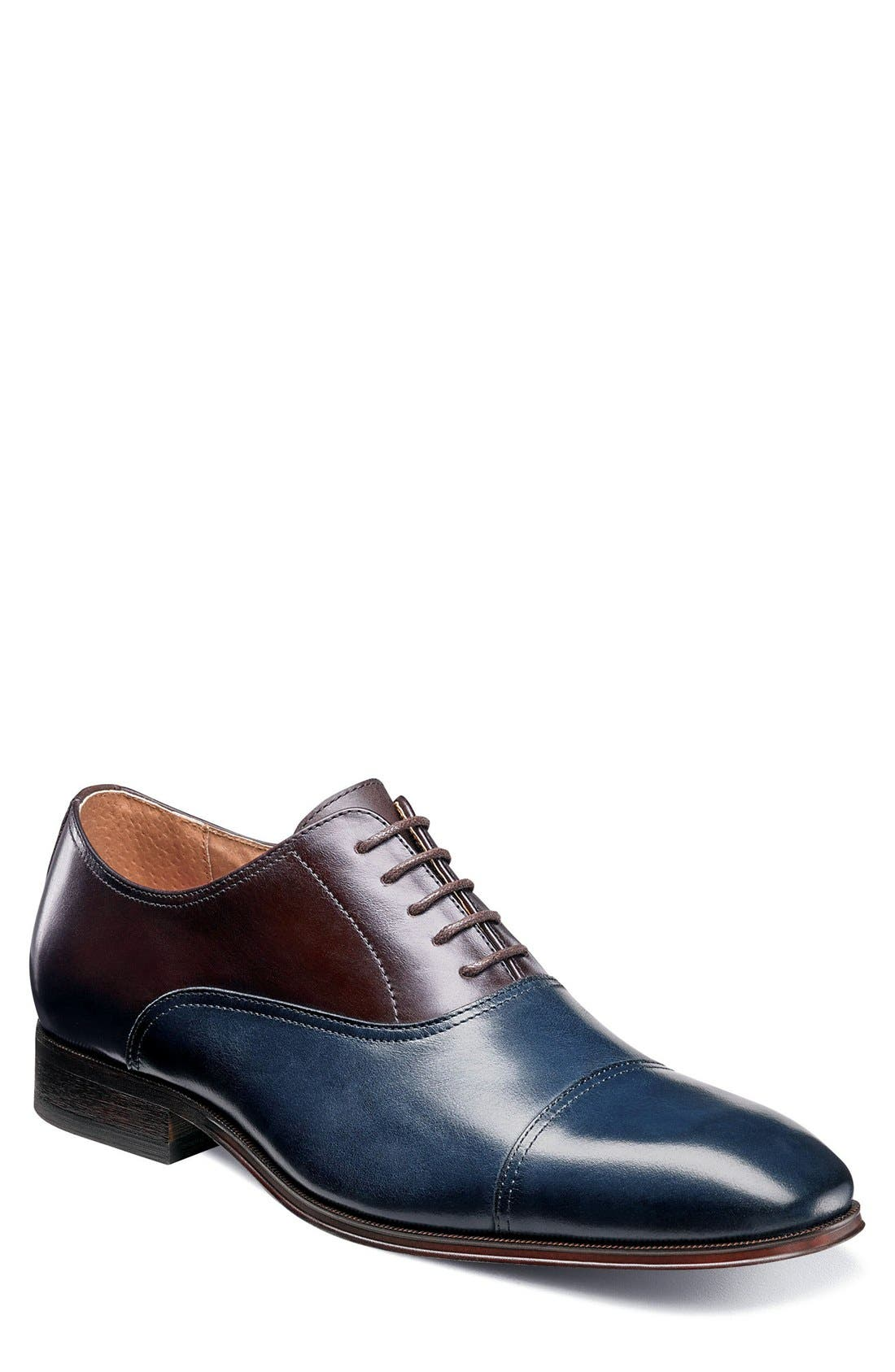 Alternate Image 1 Selected - Florsheim Corbetta Cap Toe Oxford (Men)