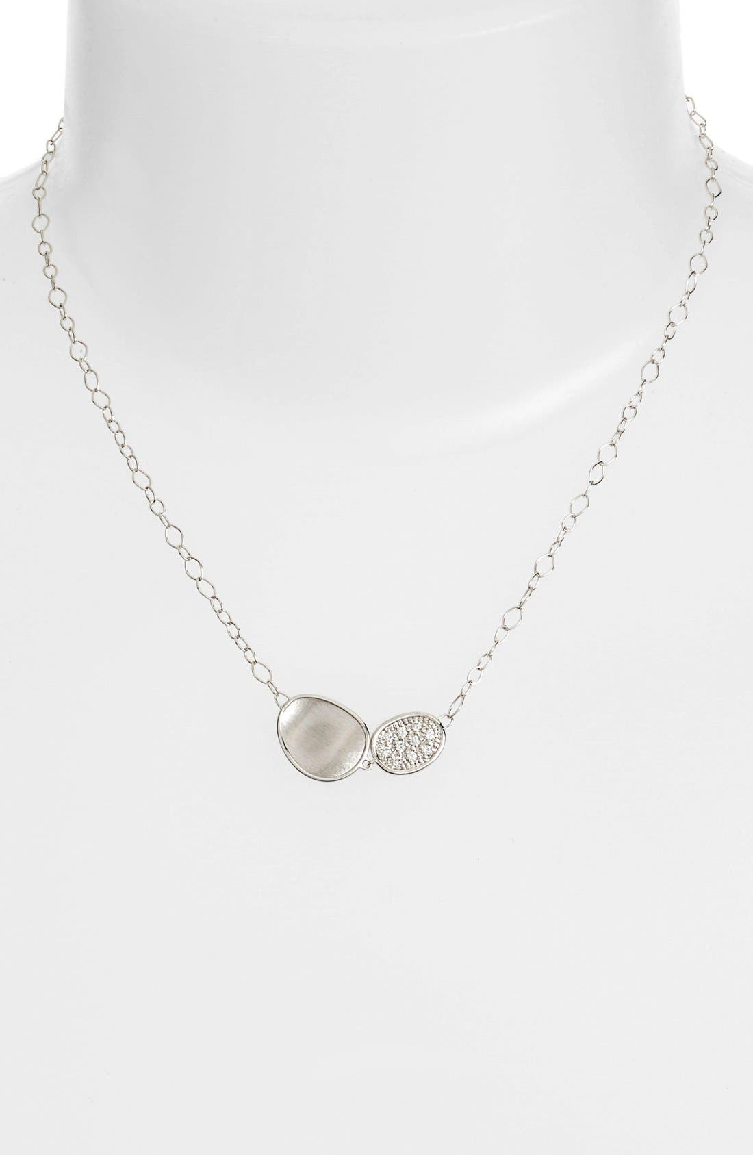 Alternate Image 2  - Marco Bicego Lunaria Pendant Necklace