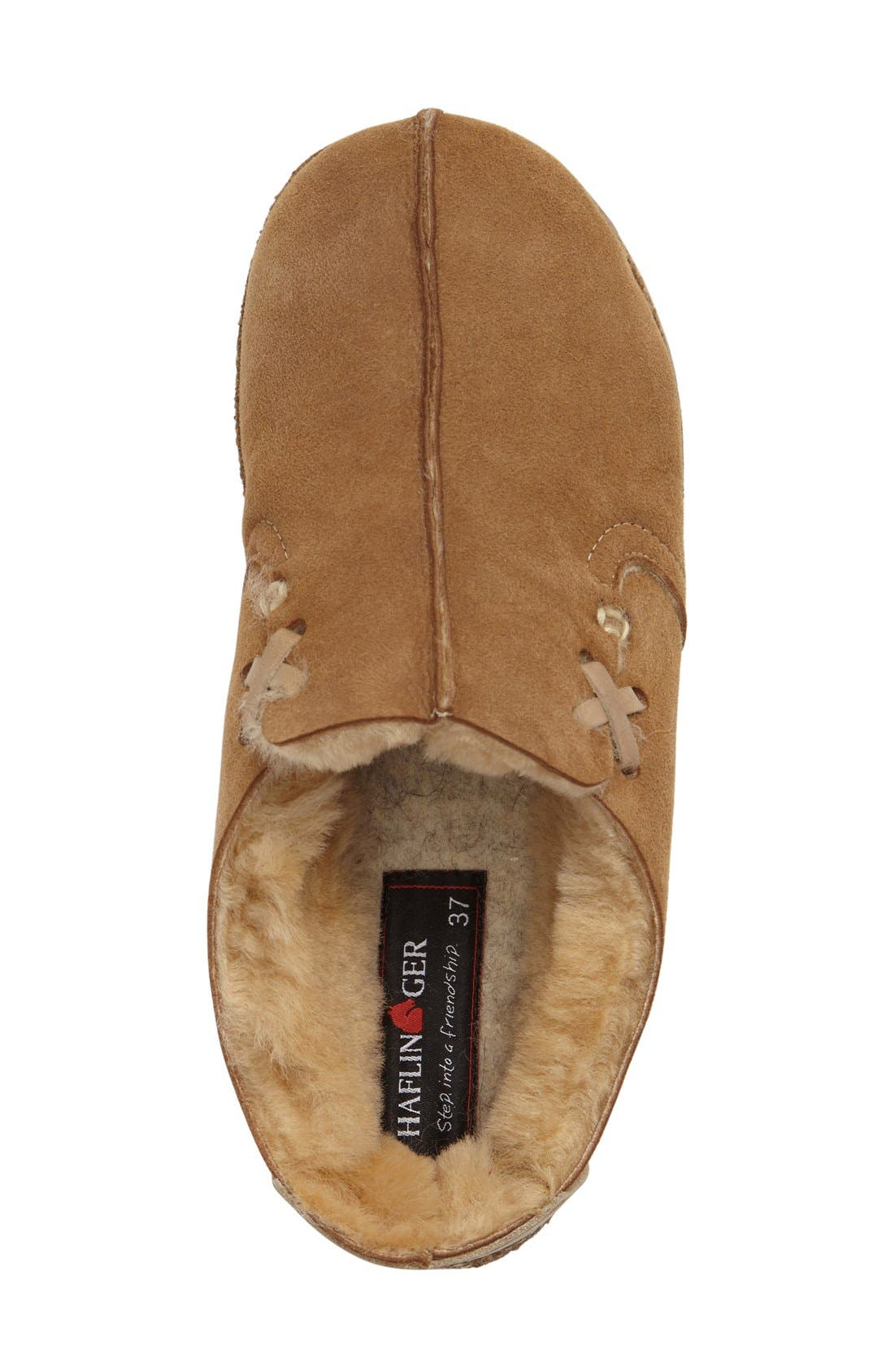 Alternate Image 3  - Haflinger Saskatchewan Slipper (Women)