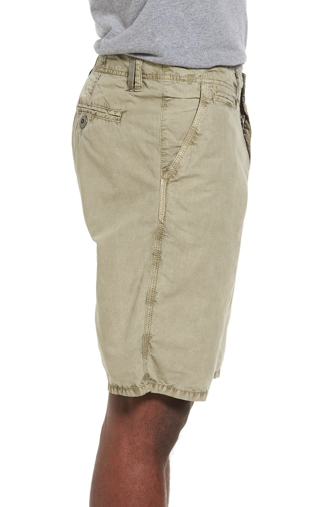 Palm Springs Shorts,                             Alternate thumbnail 3, color,                             Olive