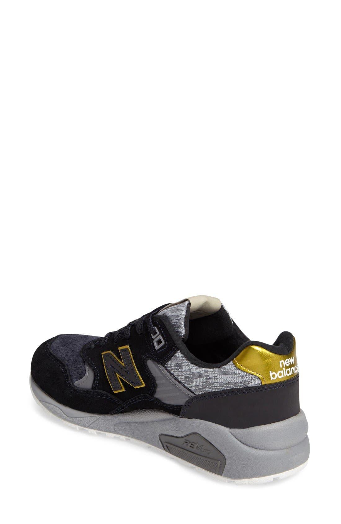 Alternate Image 2  - New Balance 580 Sneaker (Women)