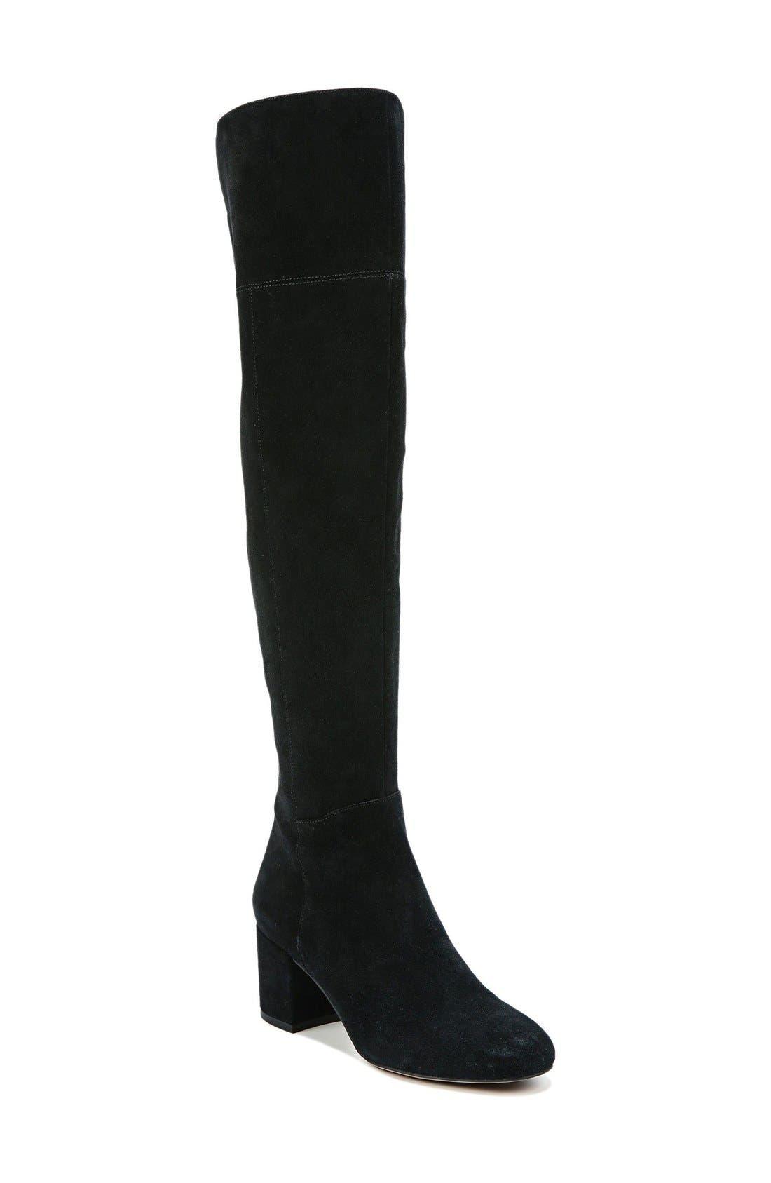 Alternate Image 1 Selected - Franco Sarto Kerri Over the Knee Boot (Women)