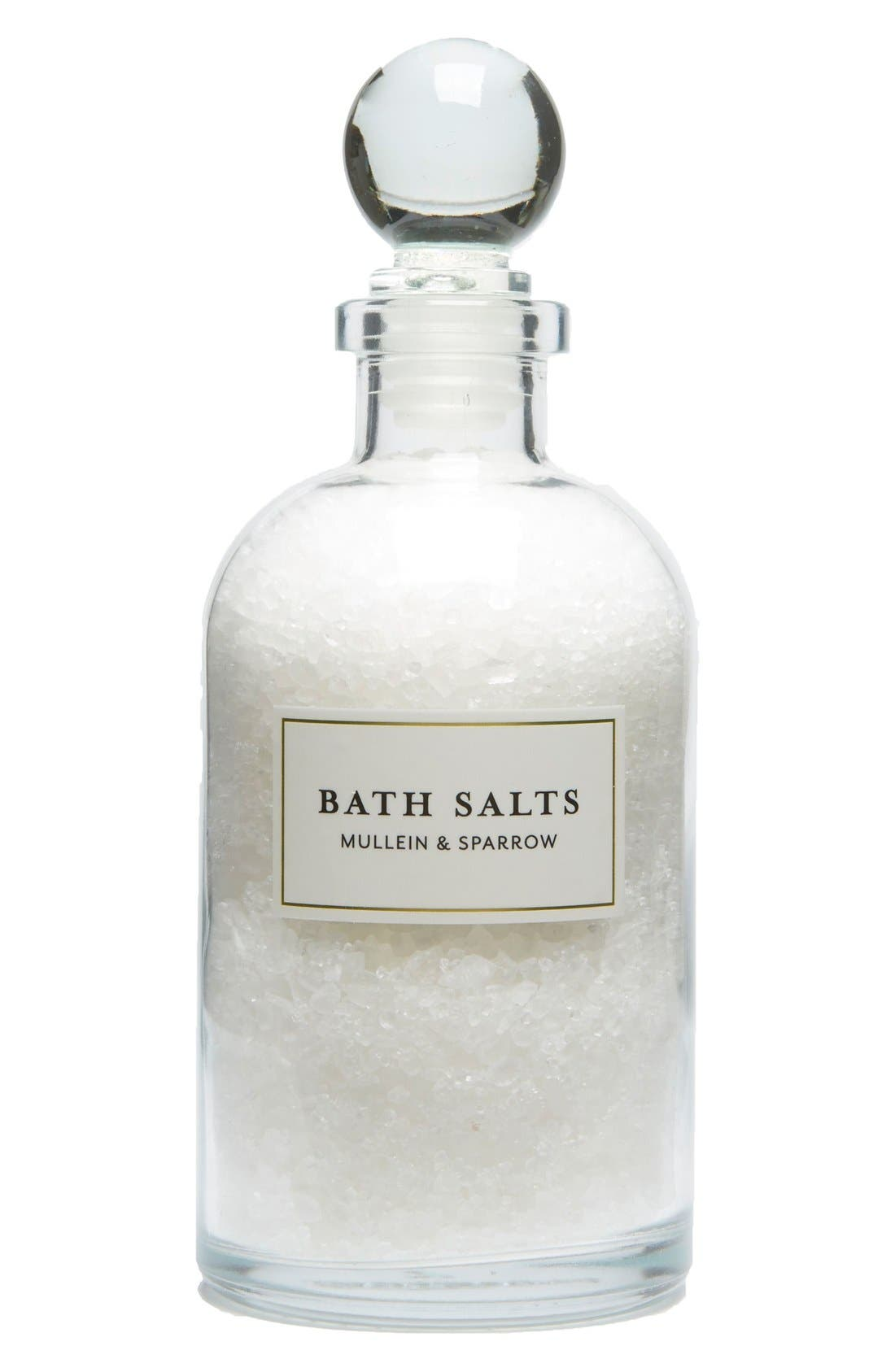 Alternate Image 1 Selected - Mullein & Sparrow Mini Bath Salts