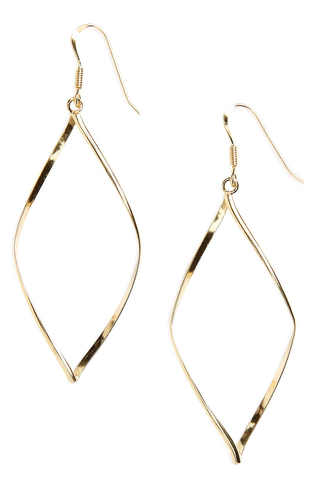 ARGENTO VIVO Marquise Earrings