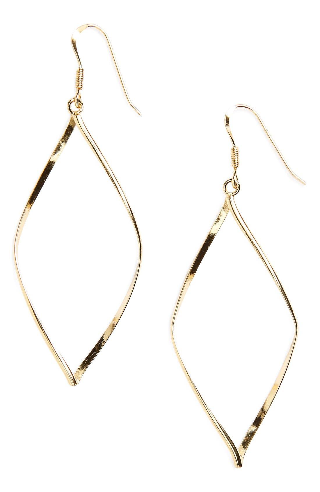 Argento Vivo 'Marquise' Earrings