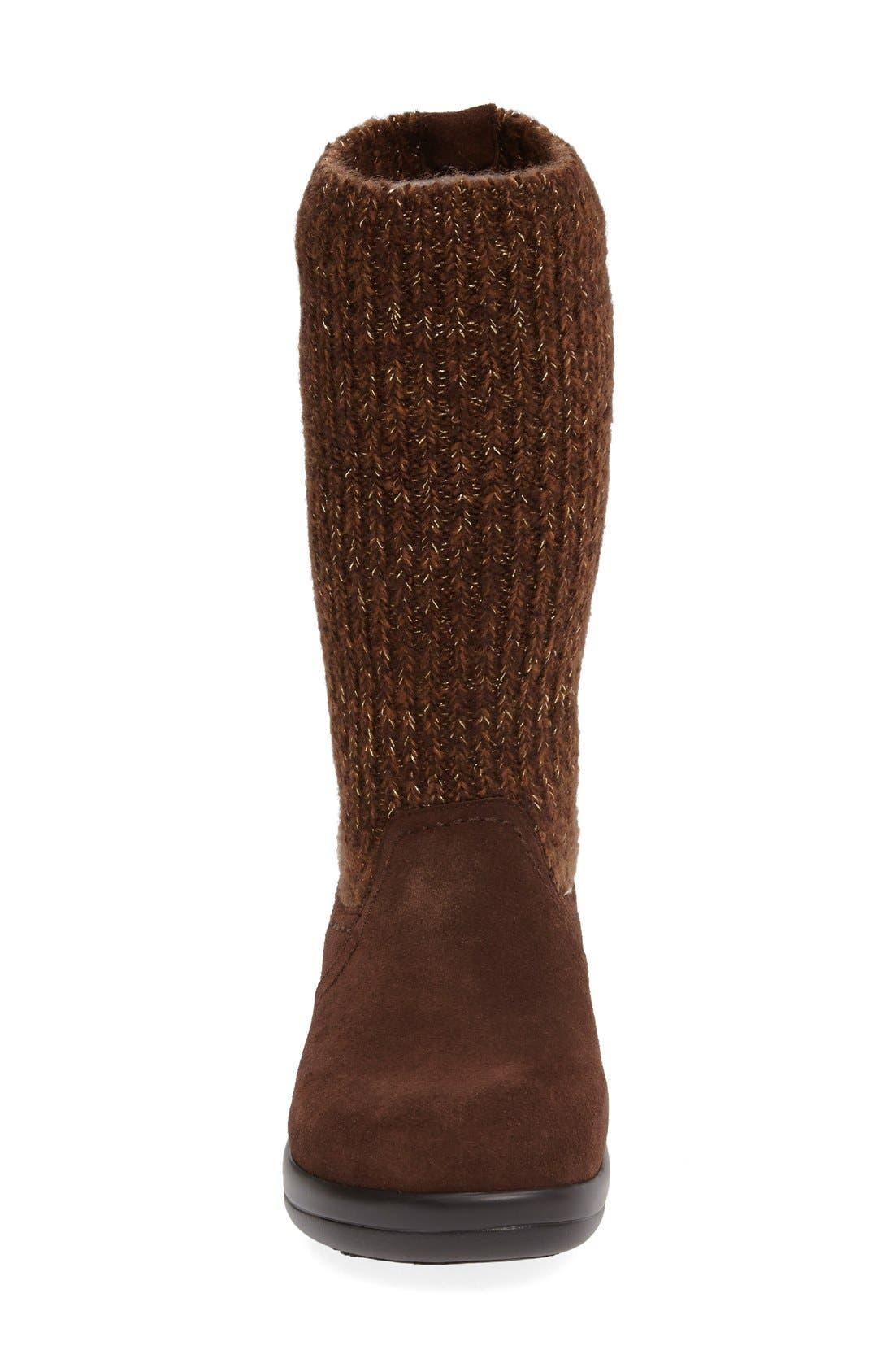 Alternate Image 3  - Alegria Juneau Leather Boot (Women)