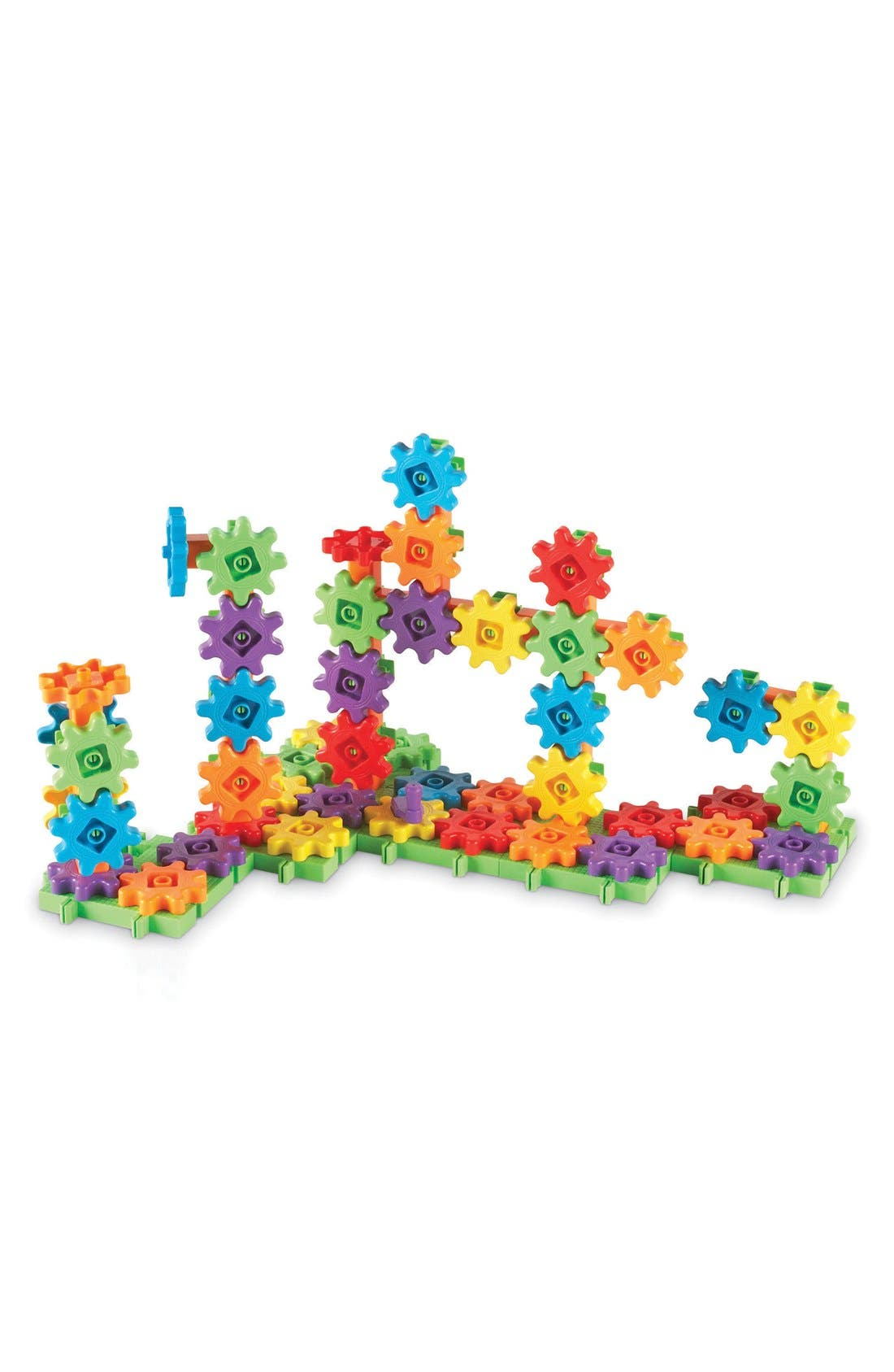 Alternate Image 1 Selected - Learning Resources Gears! Gears! Gears!® Beginner's Building Set