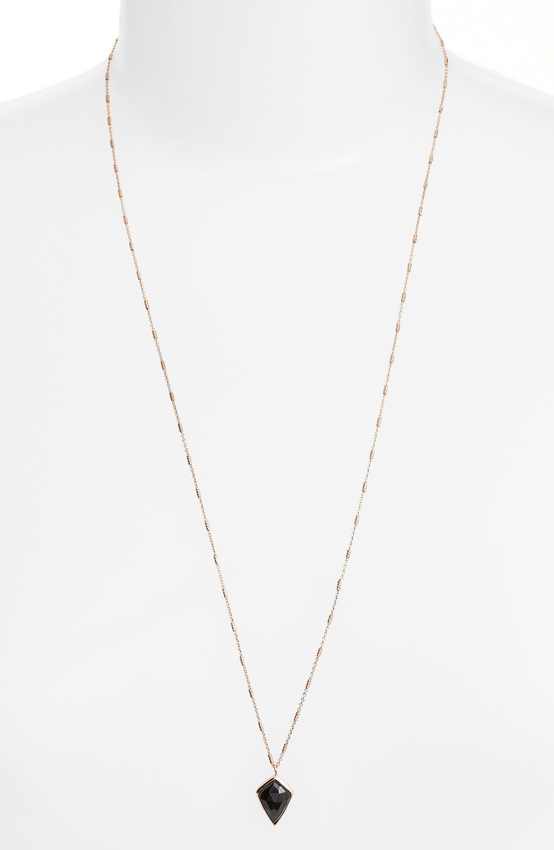 Alternate Image 2  - Leah Alexandra Pendant Necklace