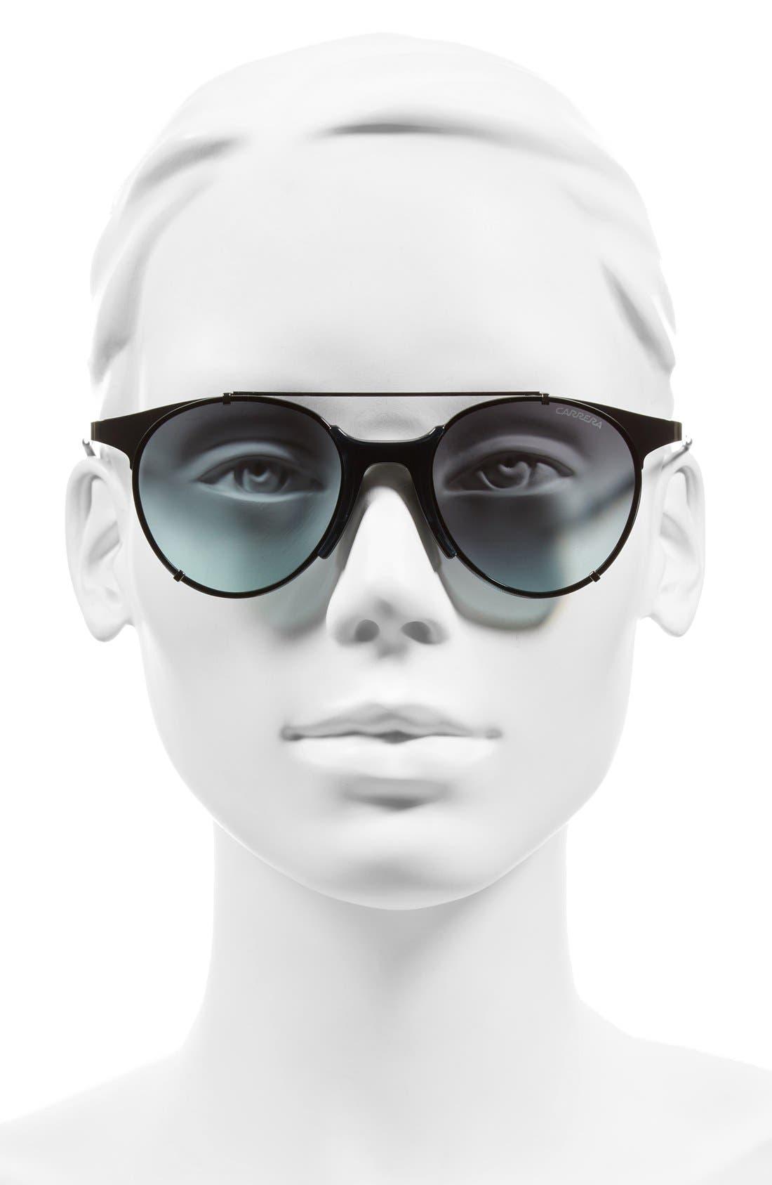 Alternate Image 2  - Carrera Eyewear CA128/S 52mm Sunglasses