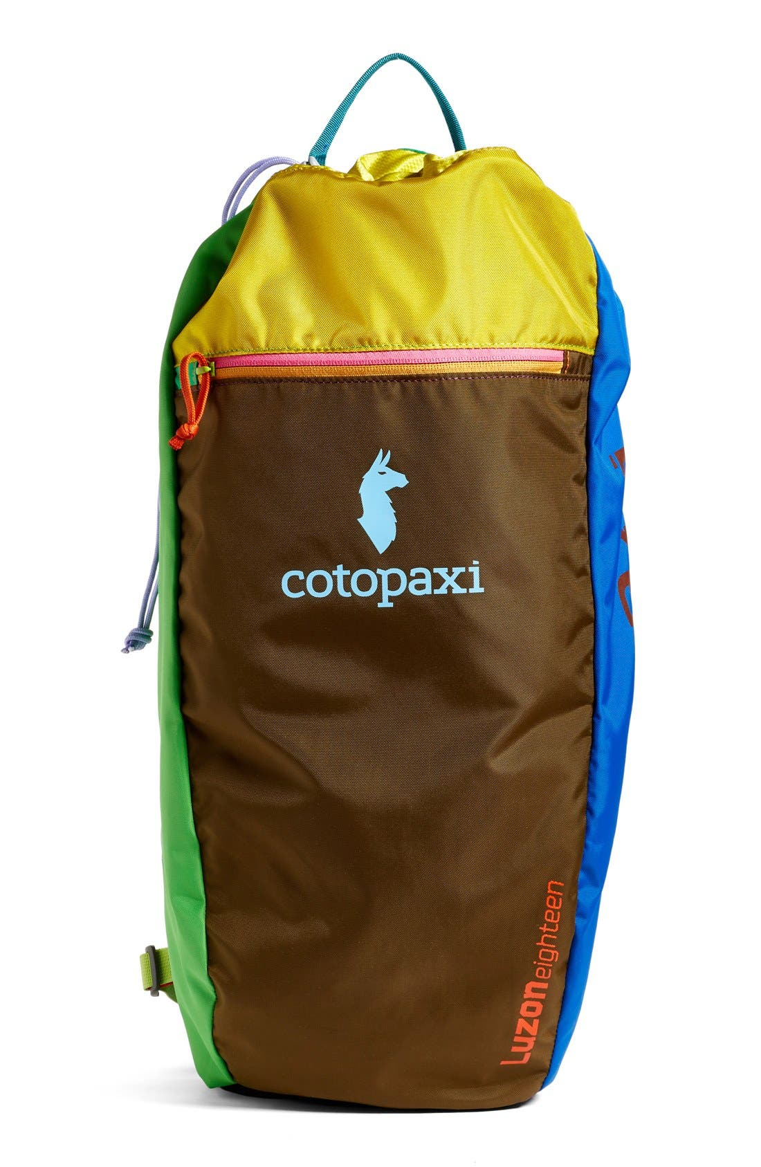 Alternate Image 3  - Cotopaxi Luzon Del Dia One of a Kind Ripstop Nylon Daypack