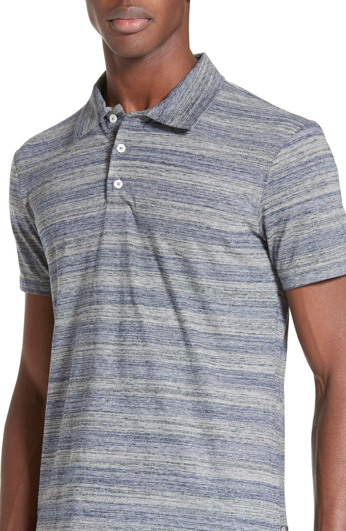 Alternate Image 4  - PS Paul Smith Stripe Polo