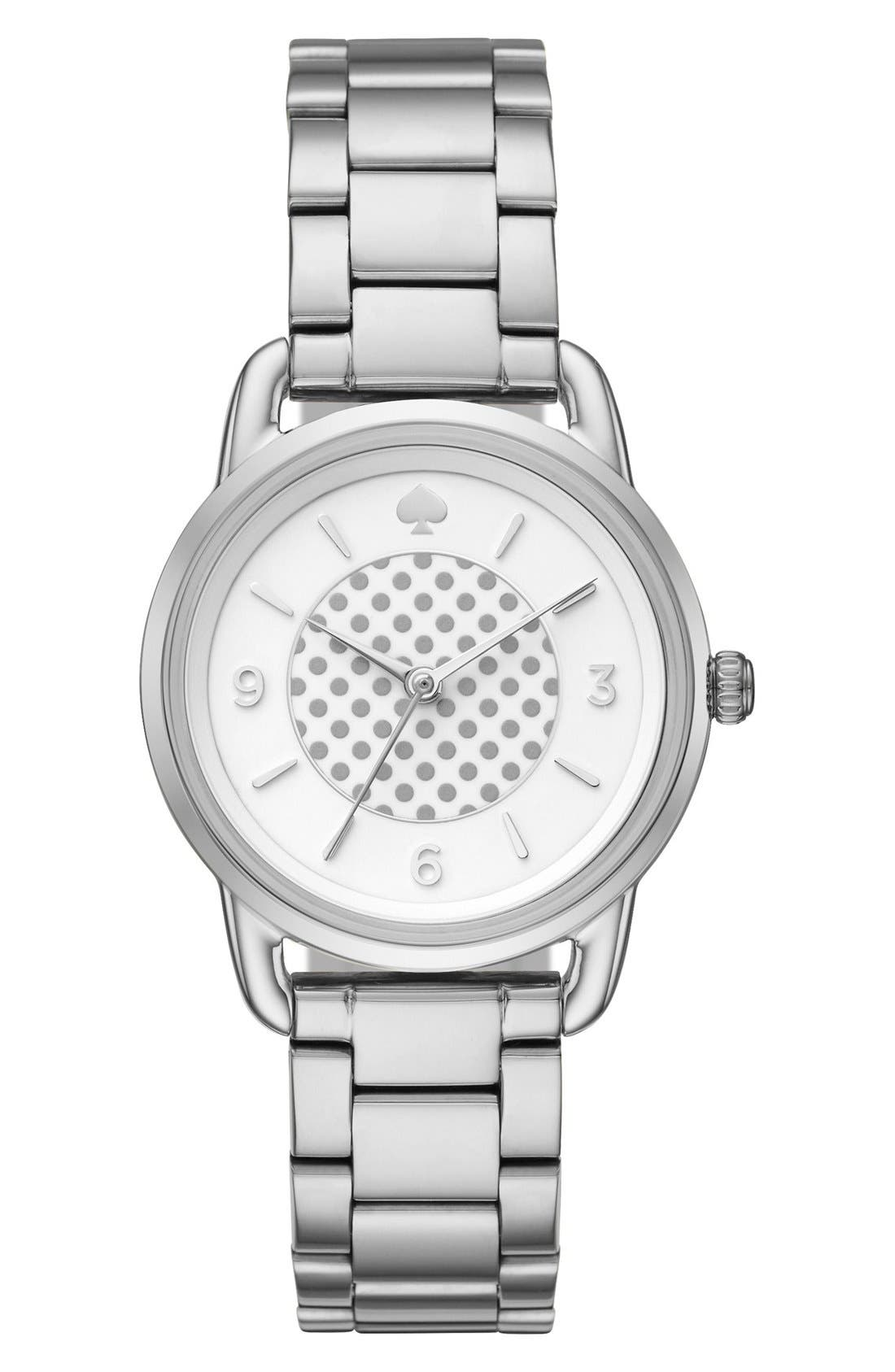 KATE SPADE NEW YORK boathouse bracelet watch, 30mm