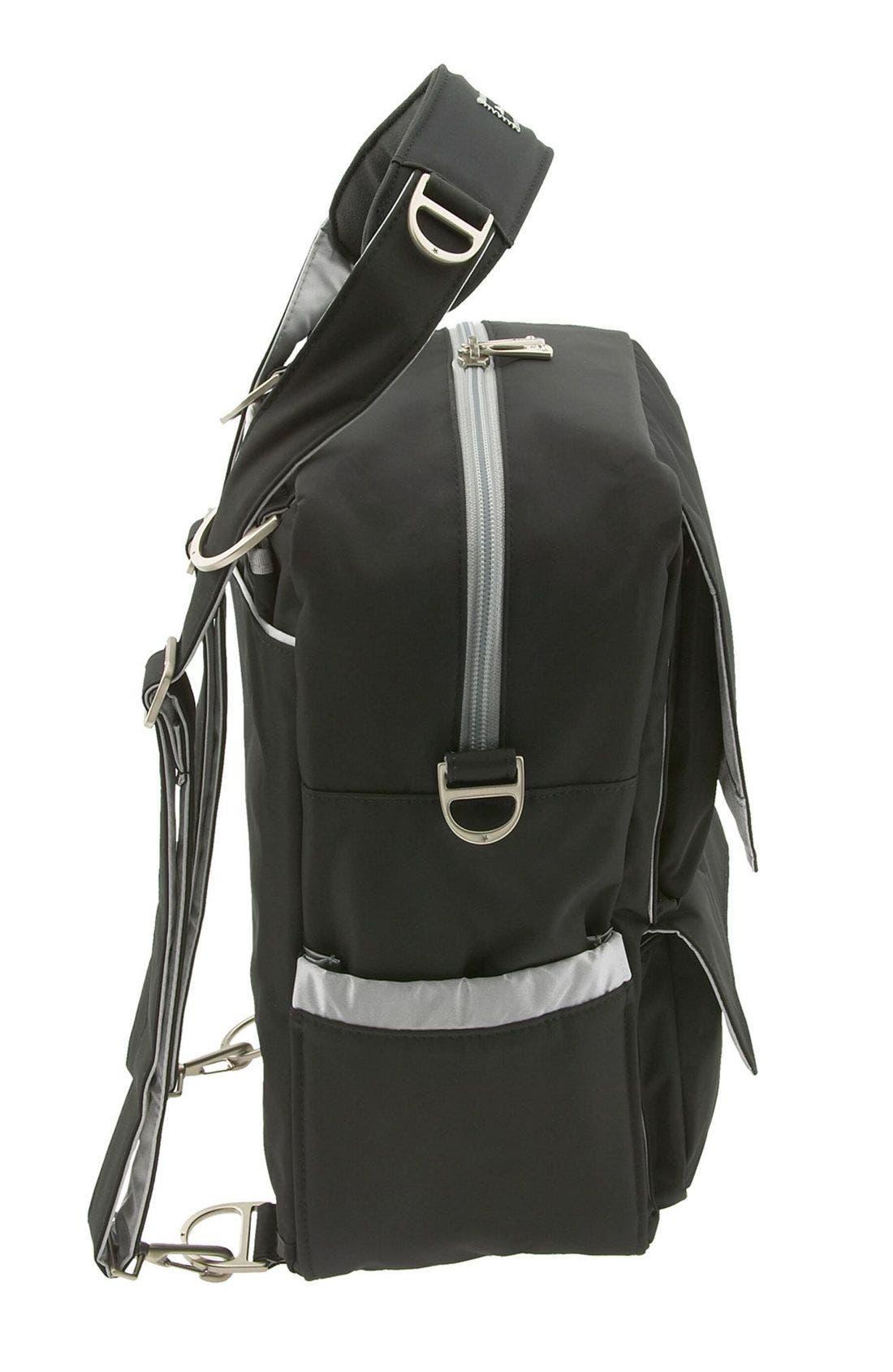 Alternate Image 2  - Ju-Ju-Be 'Packabe' Convertible Diaper Bag