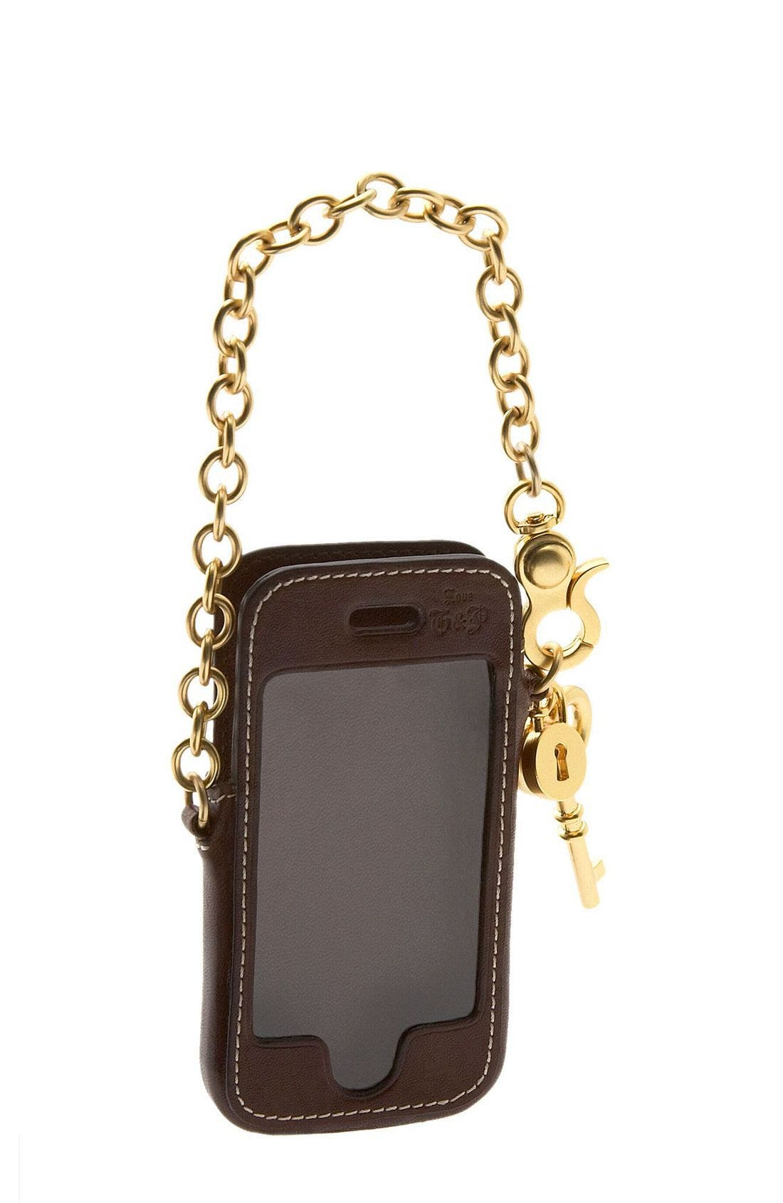 Alternate Image 1 Selected - Juicy Couture iPhone Case