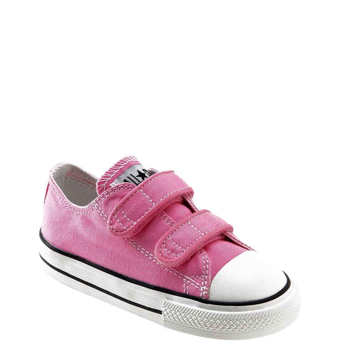 Converse Chuck Taylor® 'Double Strap' Sneaker (Baby, Walker & Toddler)
