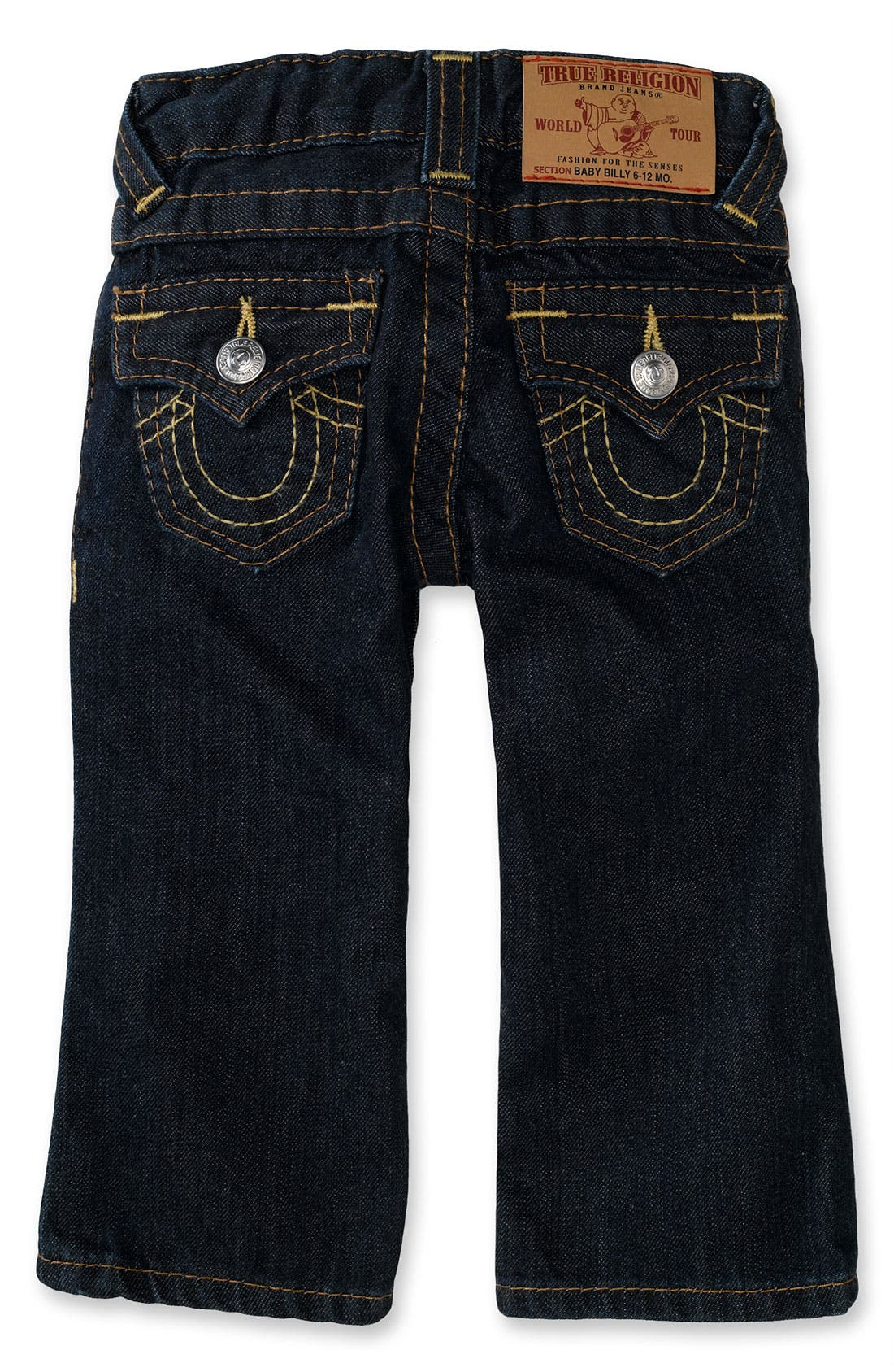 Main Image - True Religion Brand Jeans 'Baby Billy' Jeans (Infant)