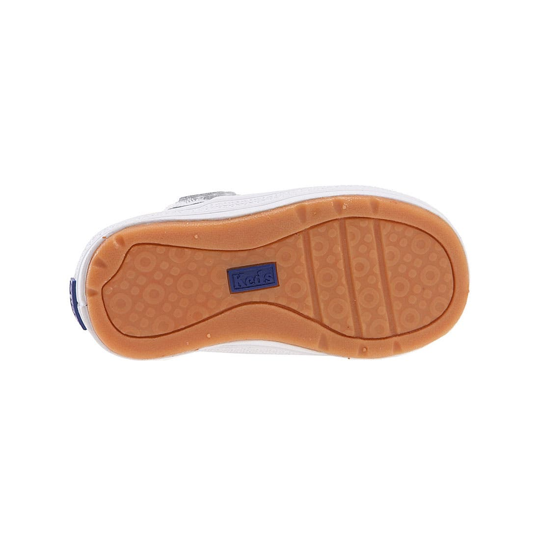 Alternate Image 4  - Keds® Daphne T-Strap (Baby, Walker & Toddler)