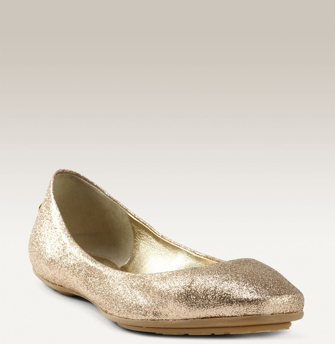 cheap shop for 100% authentic cheap price Jimmy Choo Witty Glitter Flats top quality 091oLCv2I