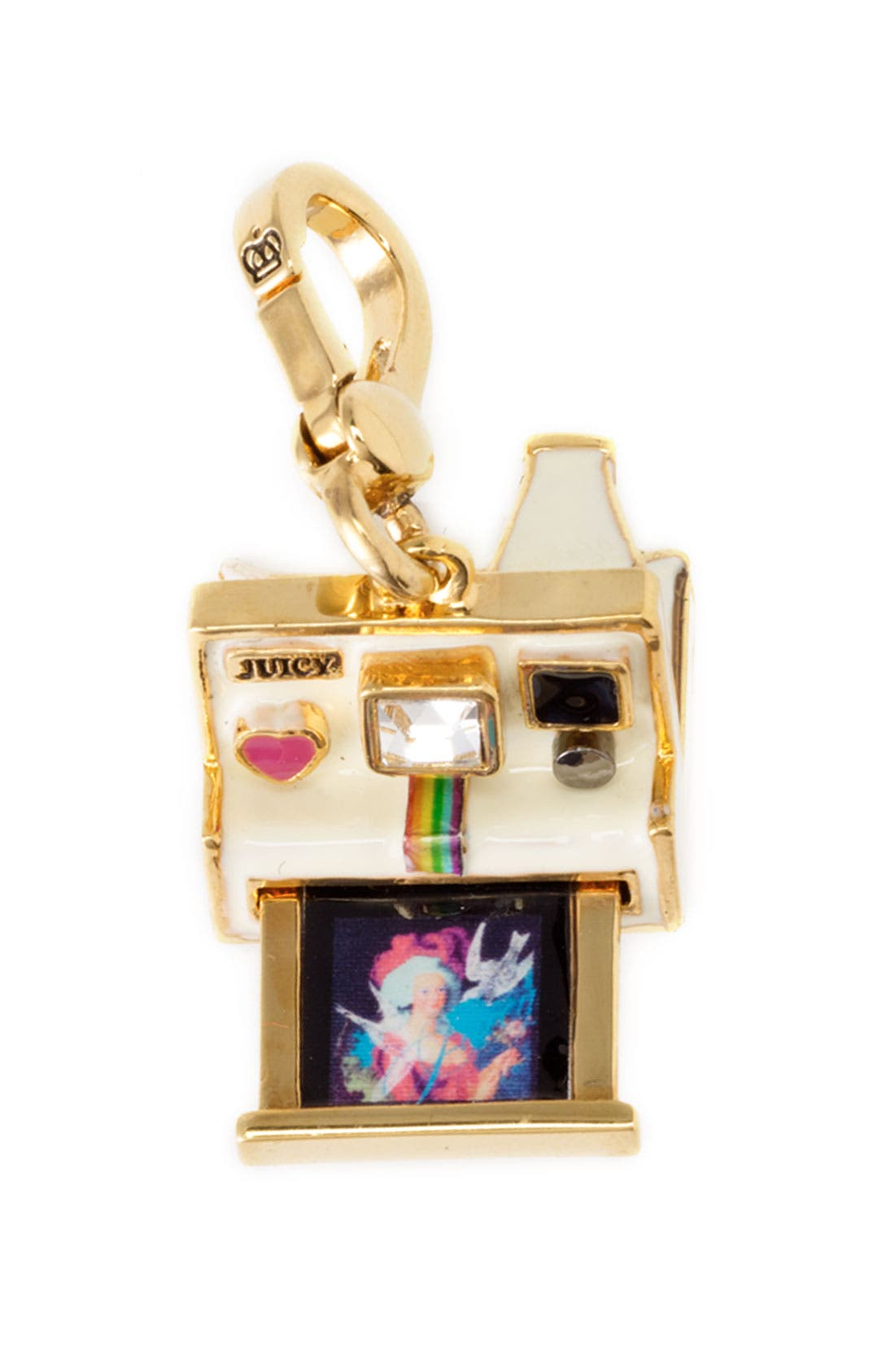 Alternate Image 1 Selected - Juicy Couture Camera Charm