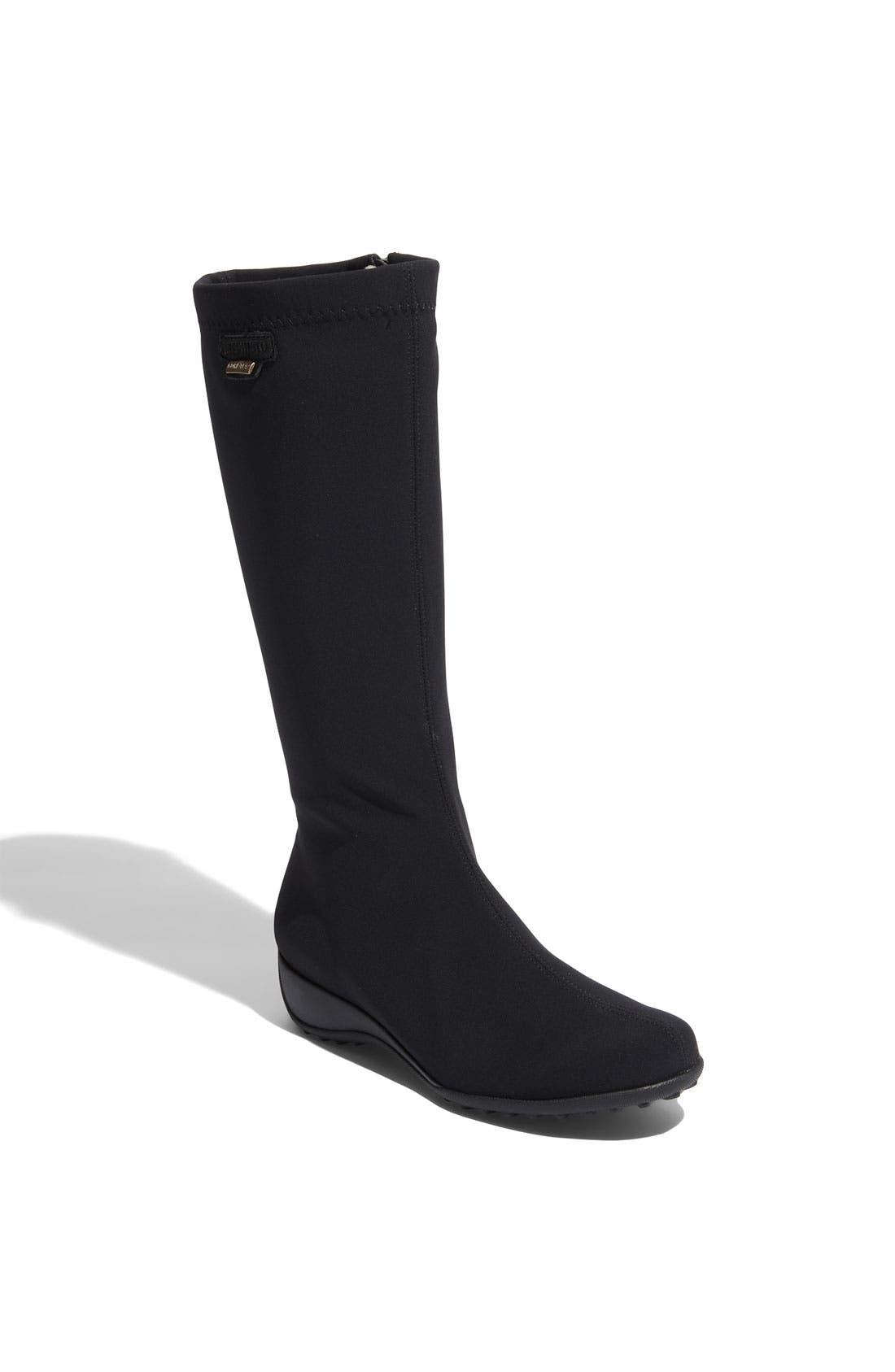 Main Image - Mephisto 'Linda' Waterproof Stretch Boot