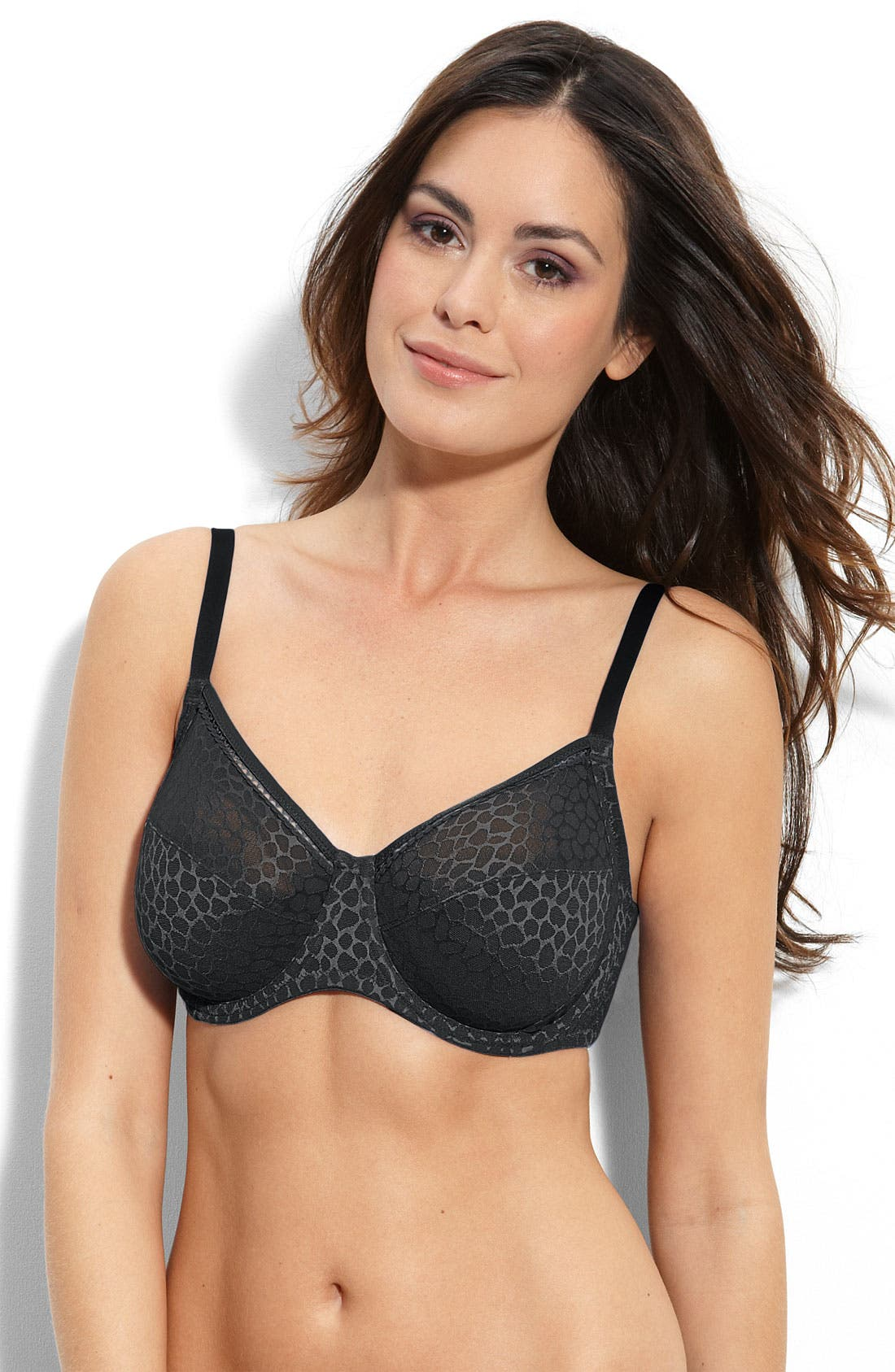 Alternate Image 1 Selected - Wacoal 'Alluring - 855107' Underwire Bra