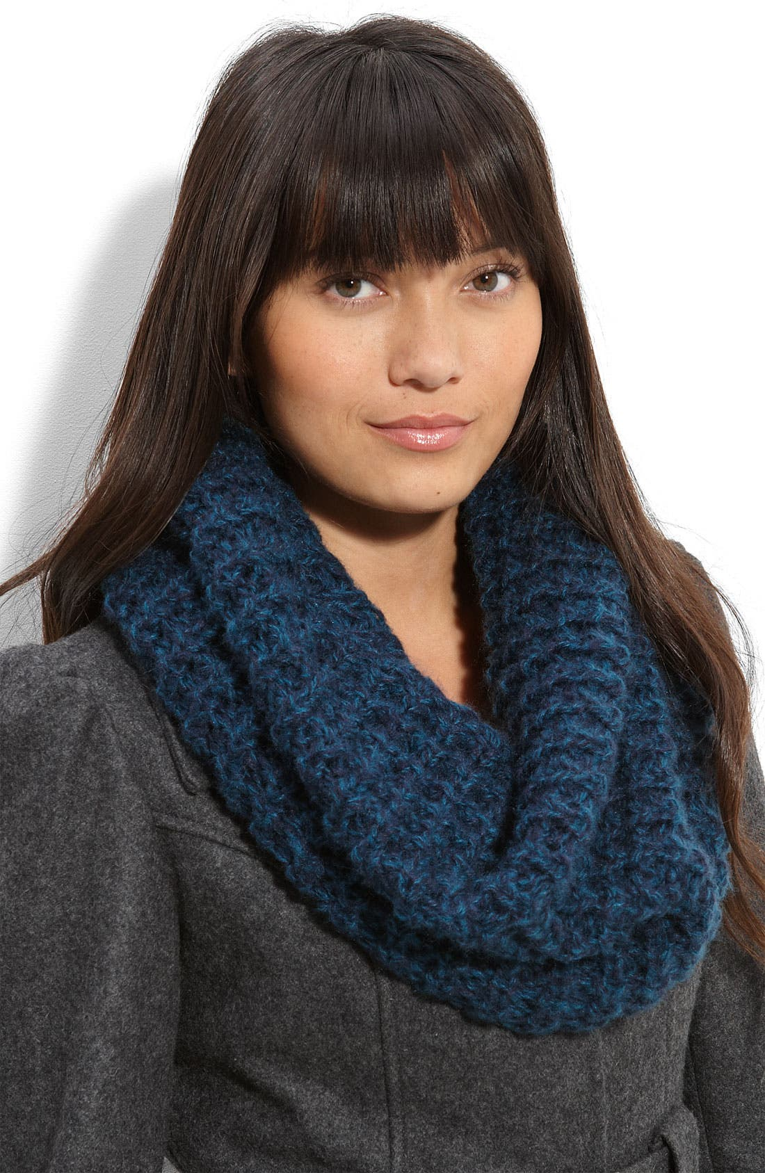 Alternate Image 1 Selected - Frenchi® Marled Infinity Scarf