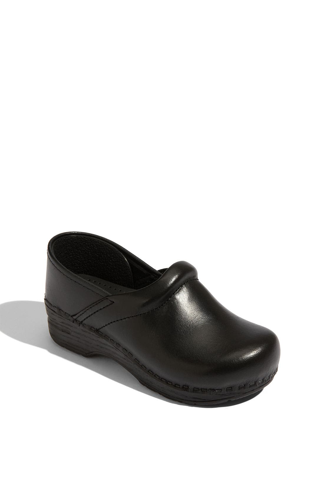 Main Image - Dansko 'Gitte' Clog (Toddler & Little Kid)