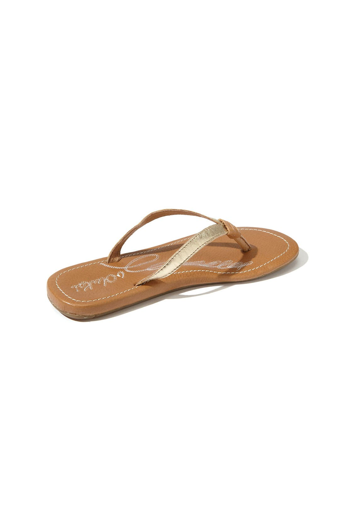 Alternate Image 2  - OluKai 'Ulala' Flip Flop (Toddler, Little Kid & Big Kid)