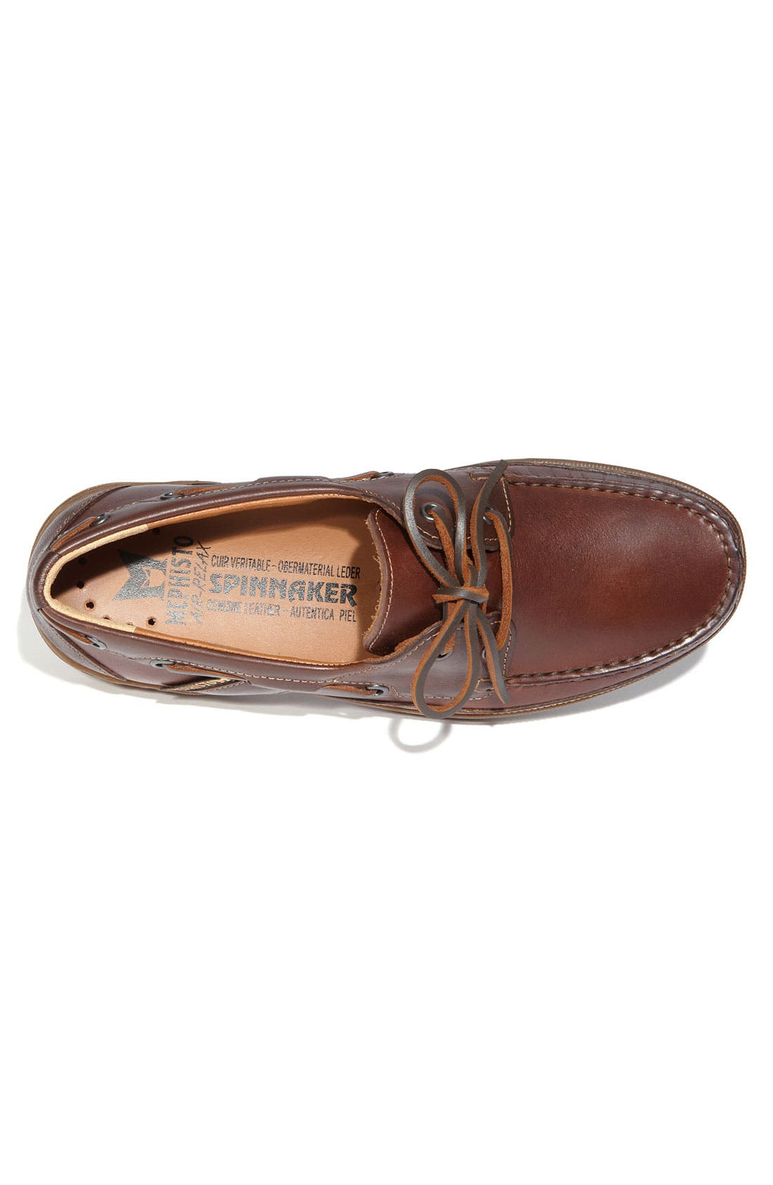 Alternate Image 3  - Mephisto 'Felix' Boat Shoe (Men)