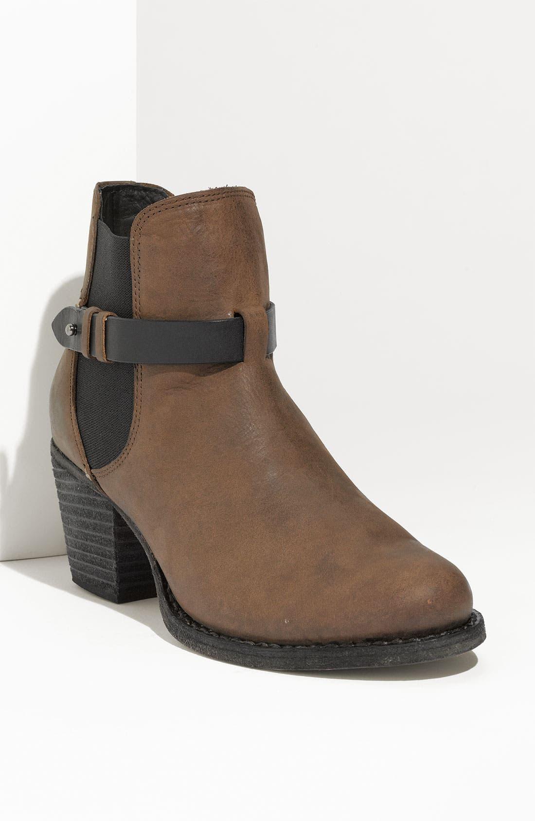 'Durham' Boot,                             Main thumbnail 1, color,                             Dark Brown Nero