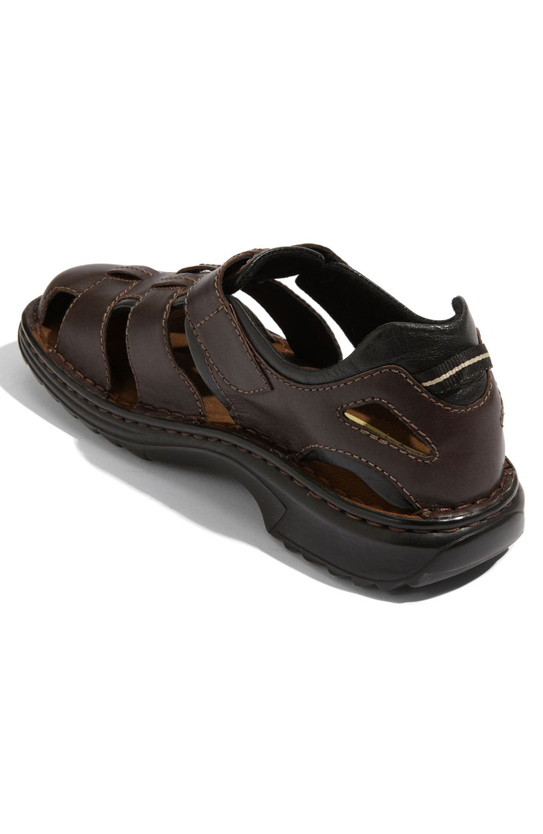 Alternate Image 2  - Josef Seibel 'Jeremy' Sandal (Men)