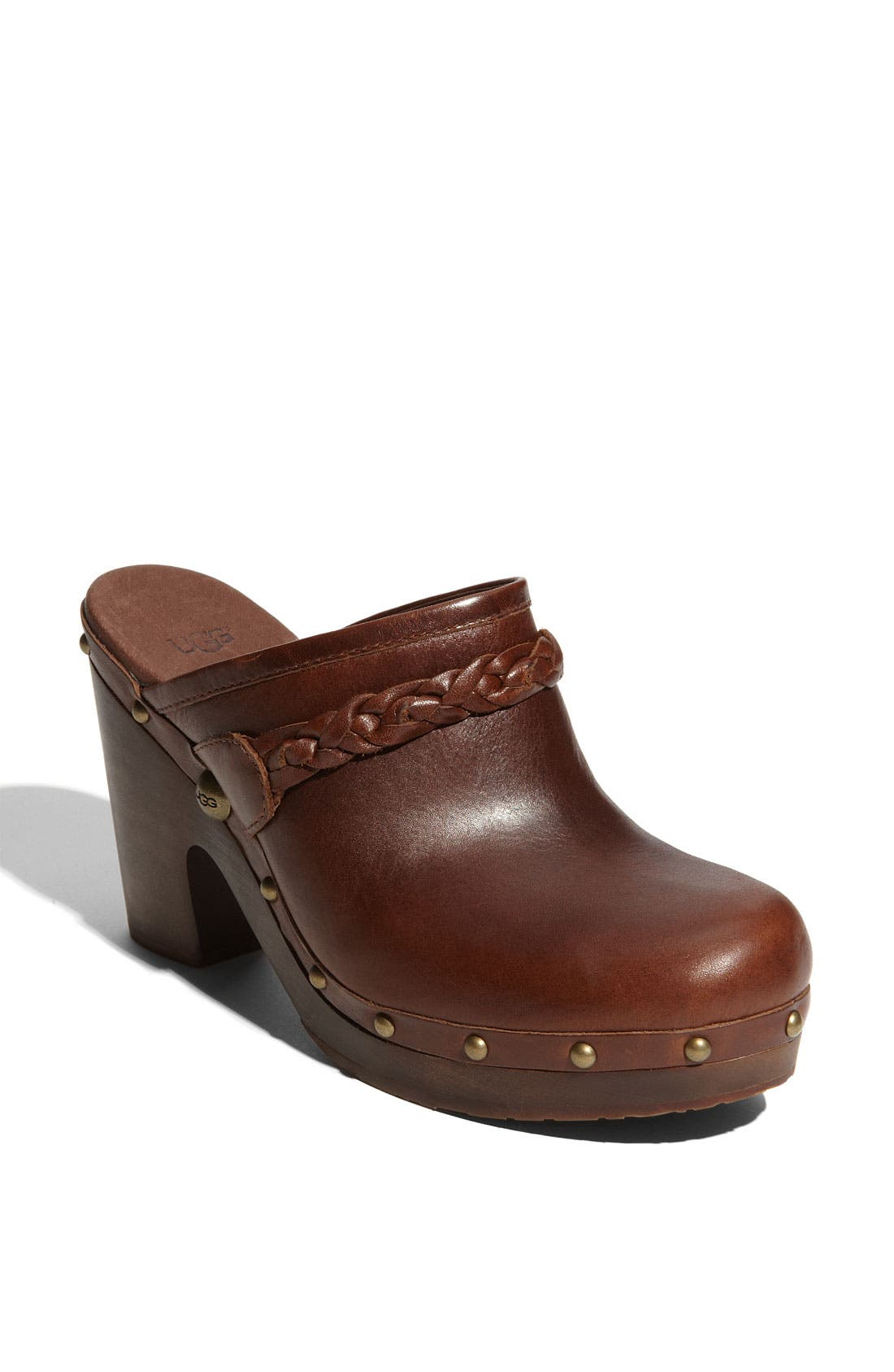 Alternate Image 1 Selected - UGG® Australia 'Kaylee' Clog