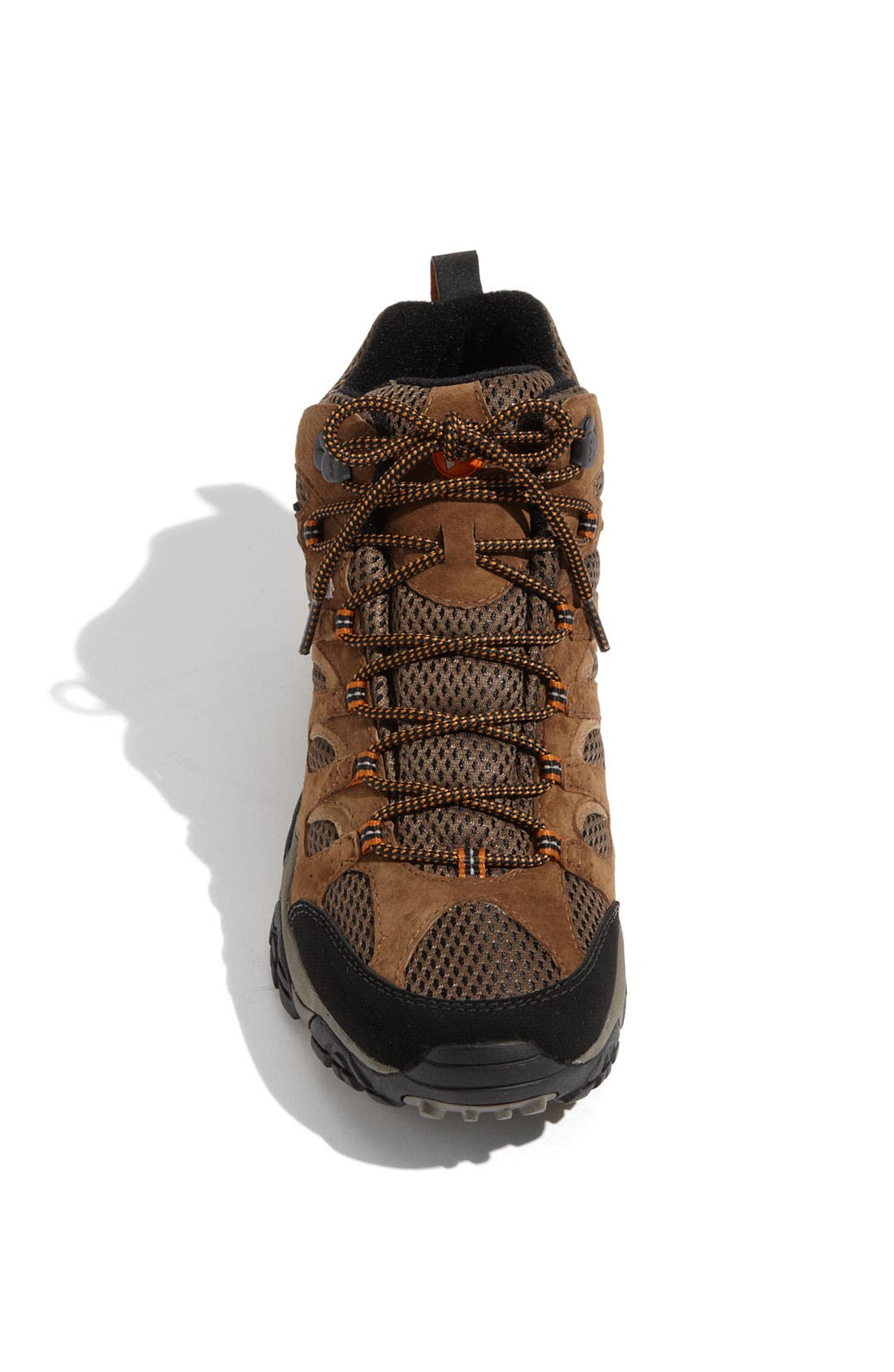 Alternate Image 2  - Merrell 'Moab Mid' Waterproof Hiking Boot (Men)