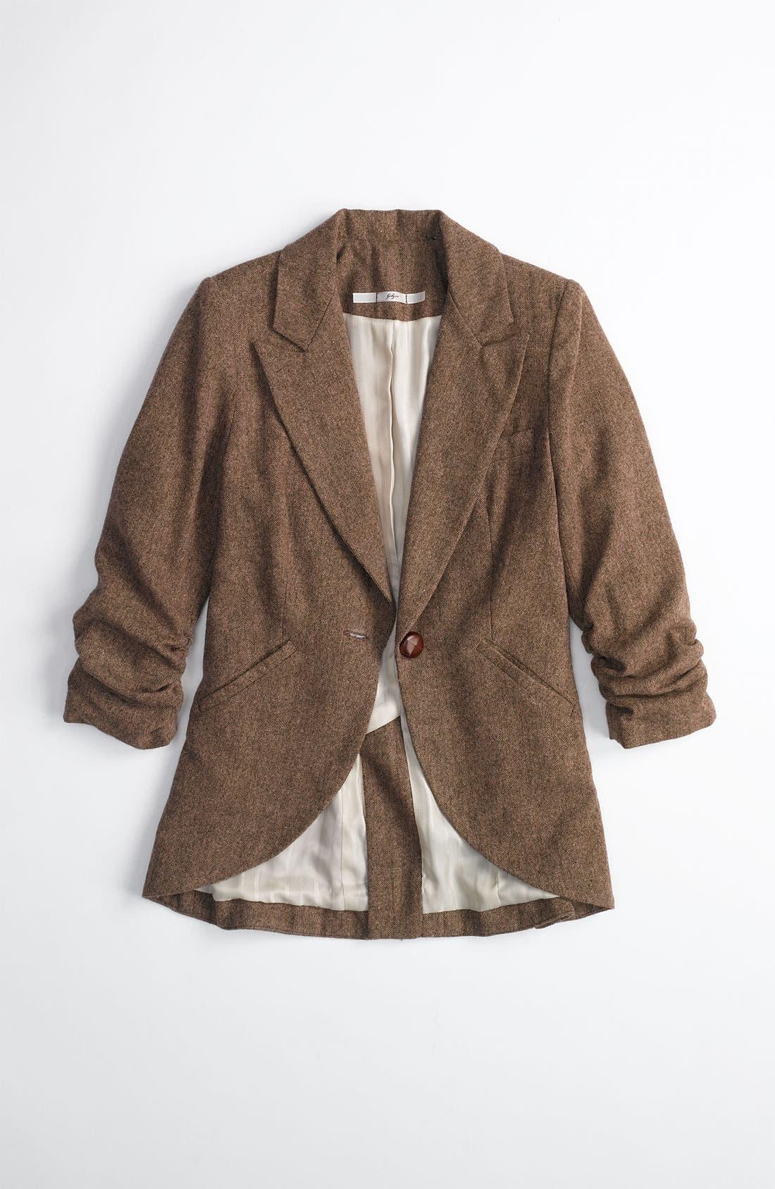 Alternate Image 7  - Gibson Tweed Riding Jacket