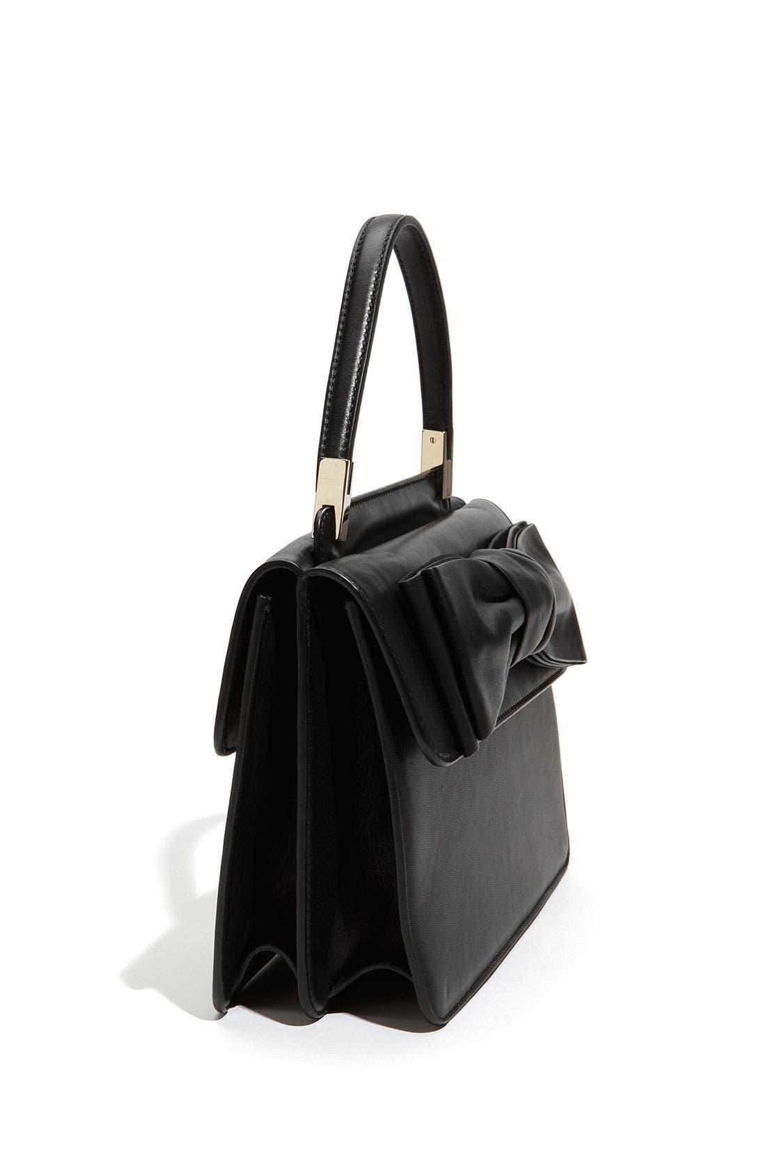 Alternate Image 2  - Valentino 'Aphrodite - Small' Leather Shopper