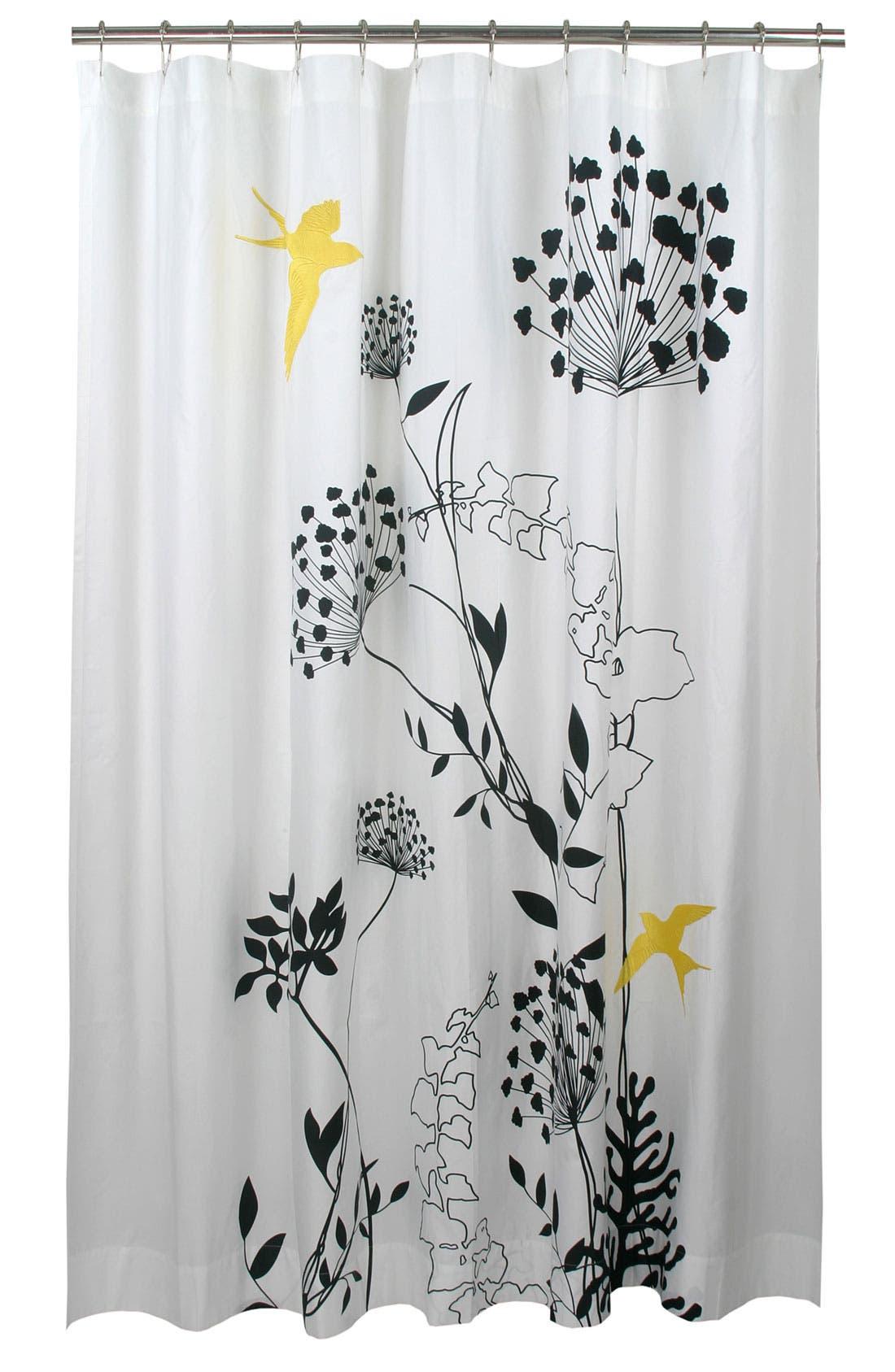 Alternate Image 1 Selected - Blissliving Home 'Anis' Shower Curtain