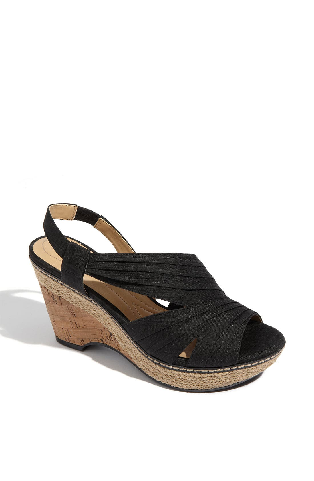 Main Image - NATURALIZER LULIANNA WEDGE