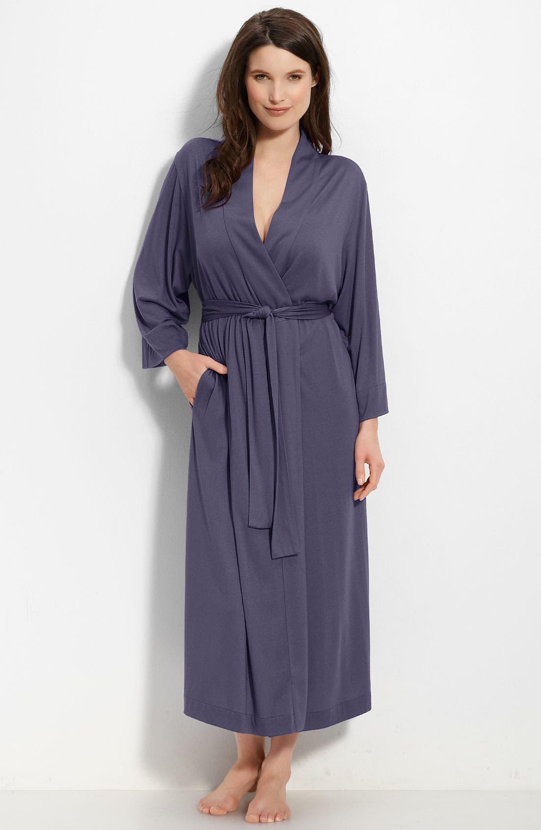 'Shangri-La' Robe,                         Main,                         color, Amethyst