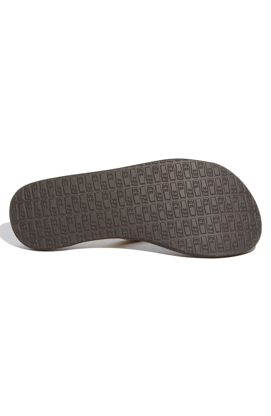 Alternate Image 4  - Sanuk 'Yoga Spree' Flip Flop (Women)