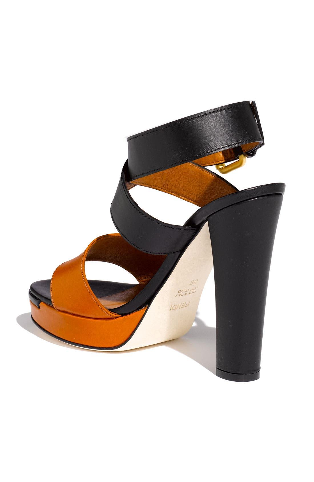 Alternate Image 2  - Fendi 'Respect' Sandal