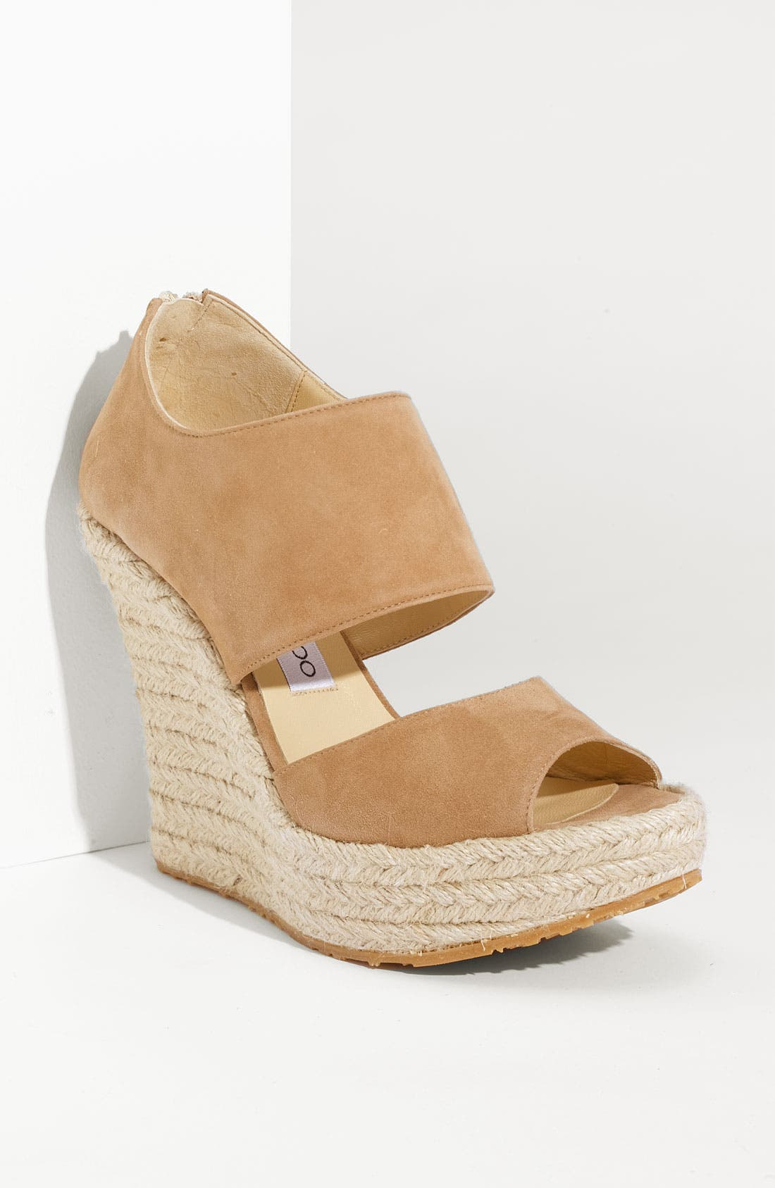Alternate Image 1 Selected - Jimmy Choo 'Patriot' Wedge Sandal (Exclusive)